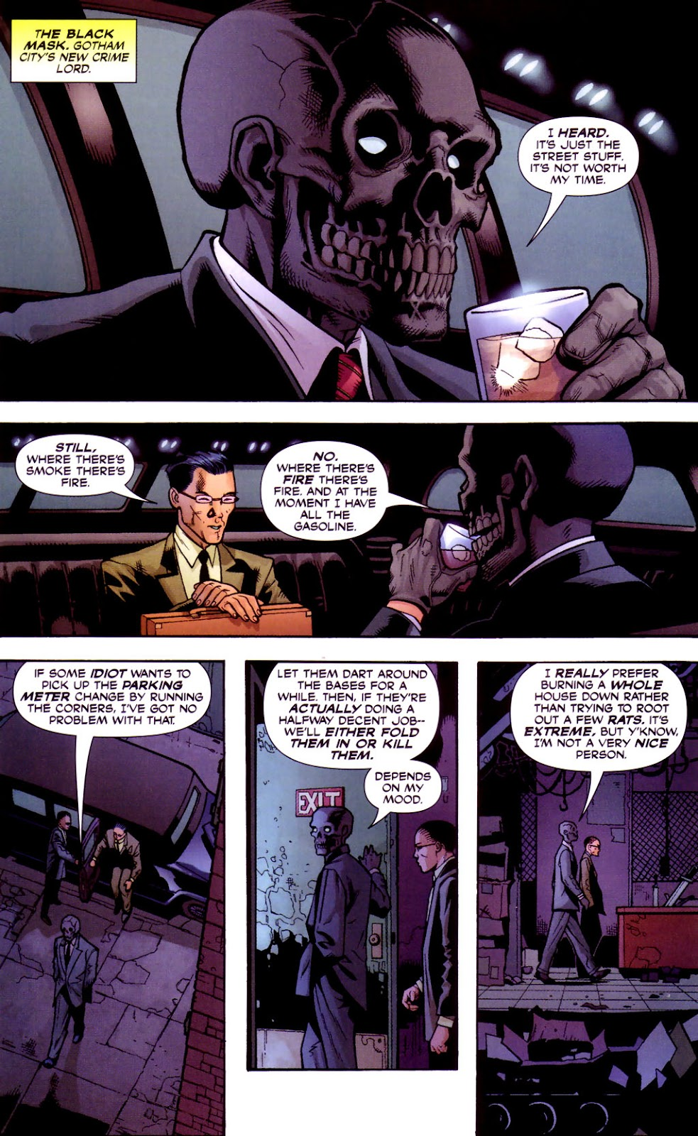 Batman: Under The Hood issue 1 - Page 20
