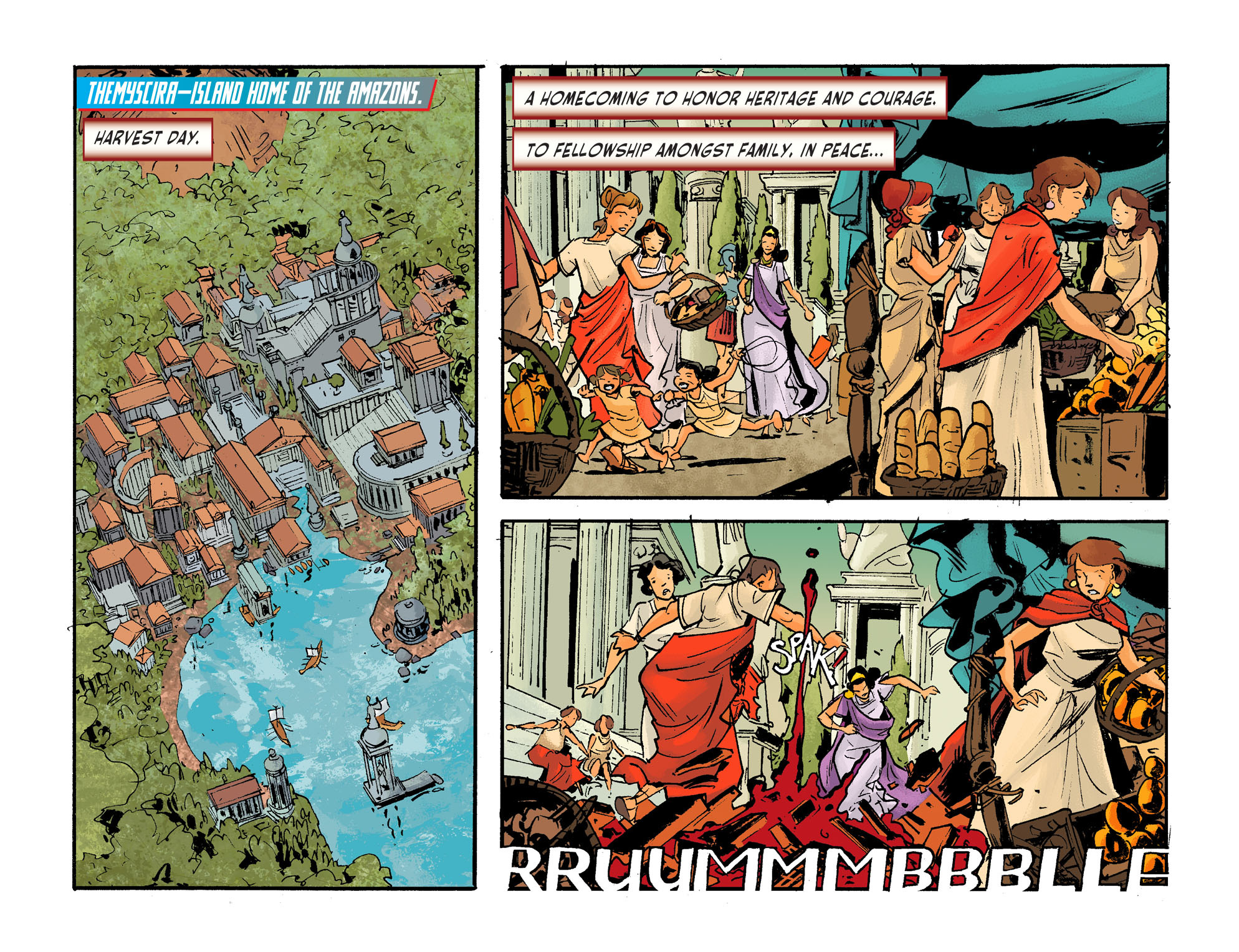 Read online Sensation Comics Featuring Wonder Woman comic -  Issue #31 - 3