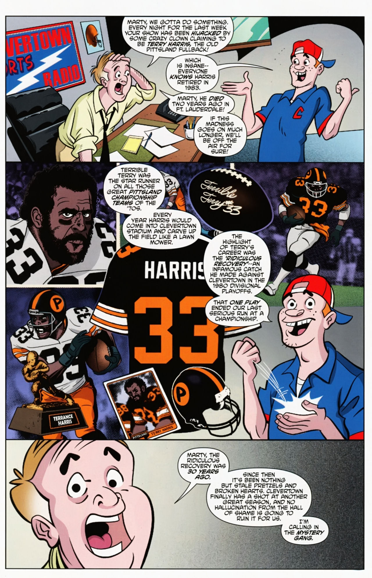 Read online Scooby-Doo: Where Are You? comic -  Issue #7 - 5
