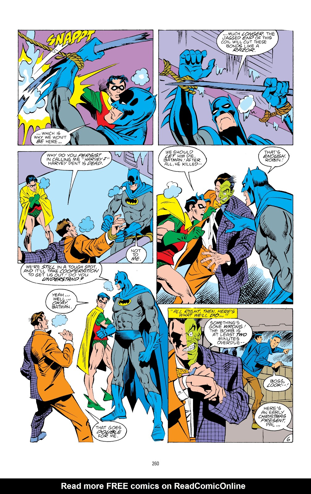 Read online Detective Comics (1937) comic -  Issue # _TPB Batman - The Dark Knight Detective 1 (Part 3) - 60