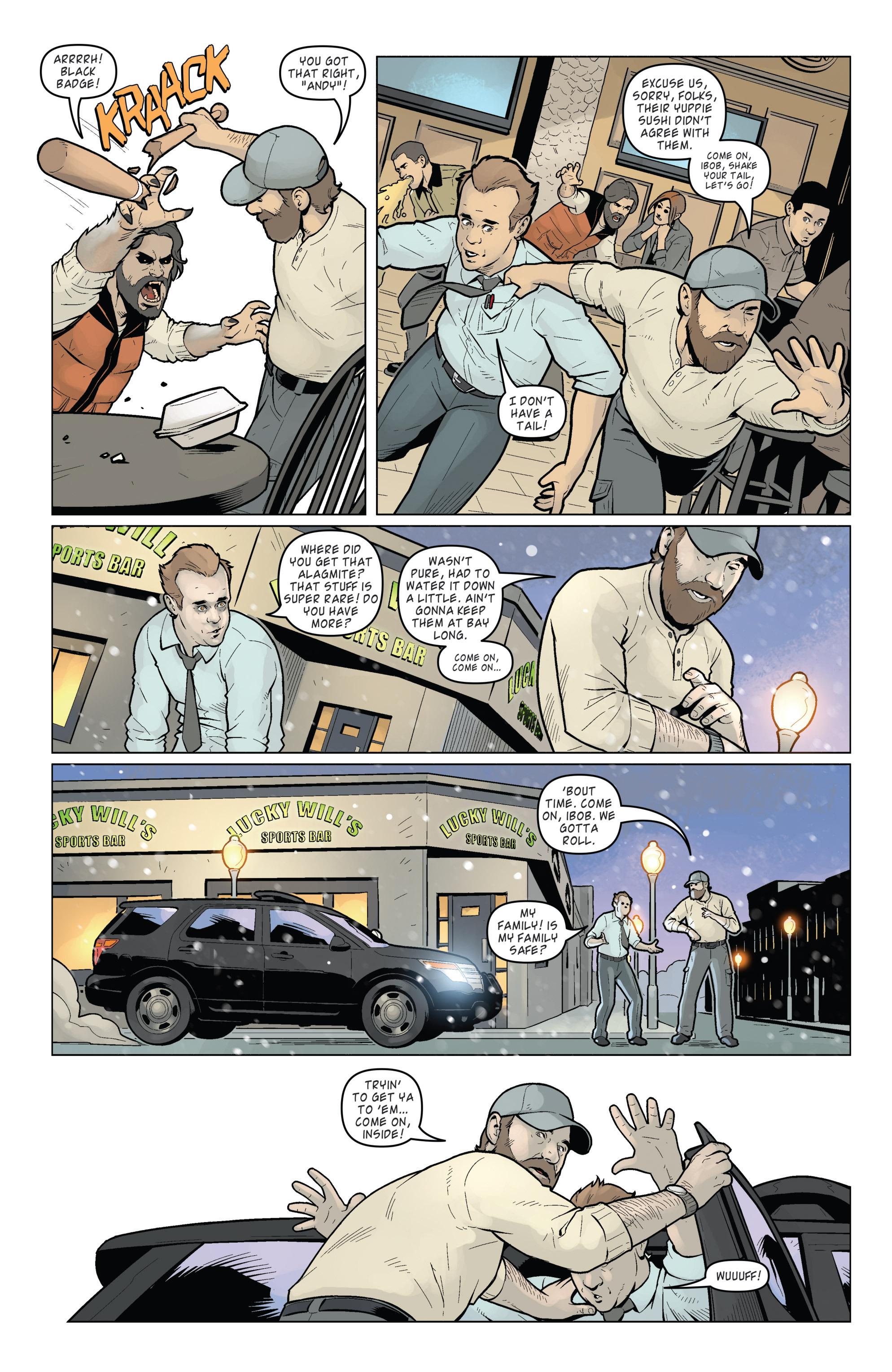 Read online Wynonna Earp (2016) comic -  Issue #8 - 6