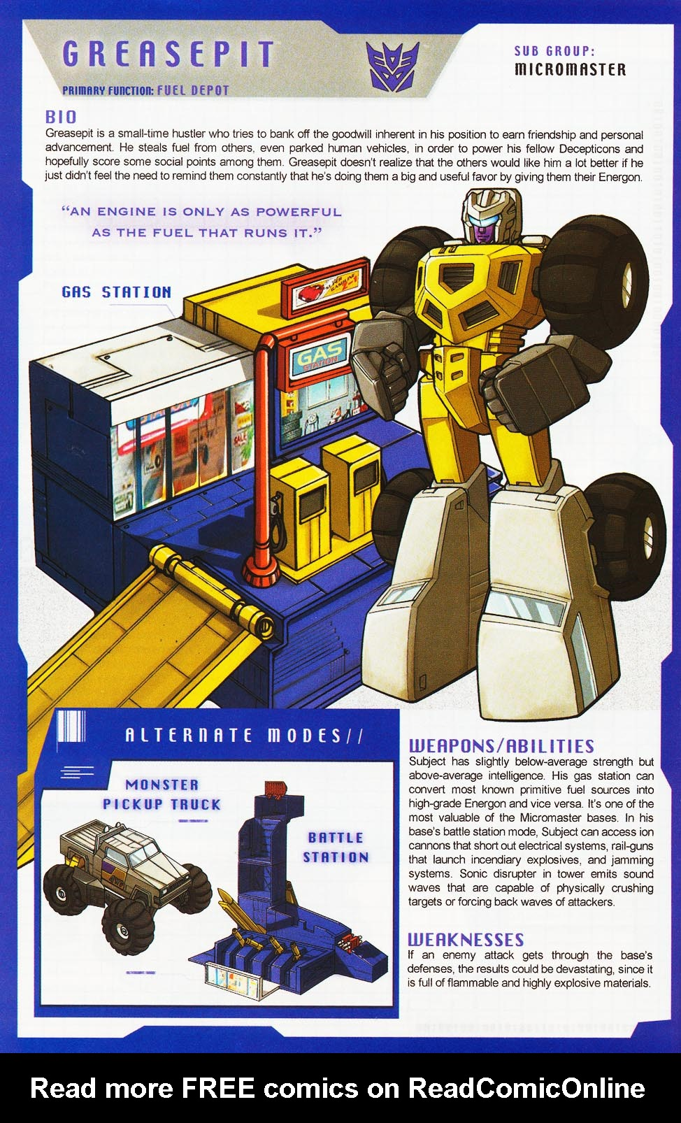 Read online Transformers: More than Meets the Eye comic -  Issue #3 - 4