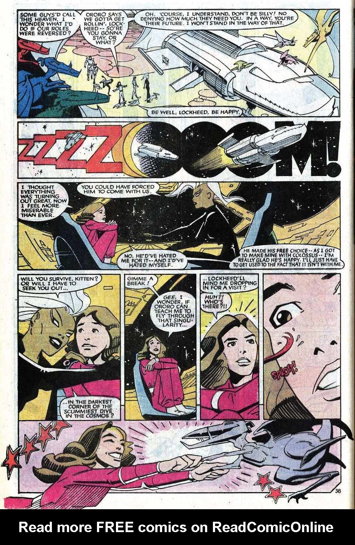 Read online Uncanny X-Men (1963) comic -  Issue # _Annual 8 - 46