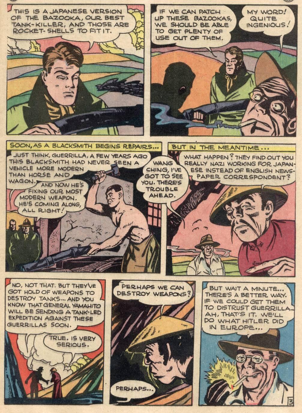 Read online Adventure Comics (1938) comic -  Issue #100 - 43