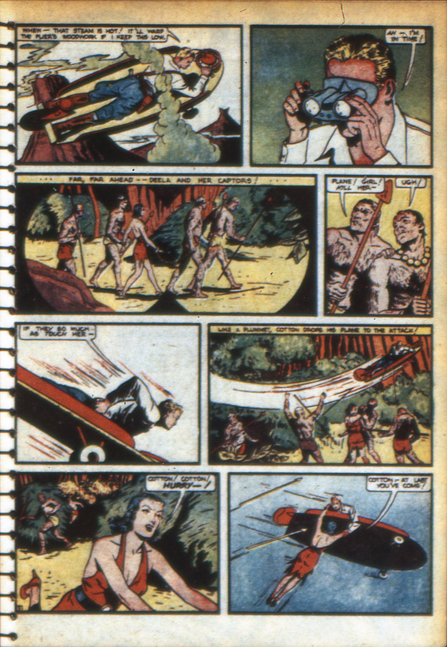 Read online Adventure Comics (1938) comic -  Issue #47 - 62