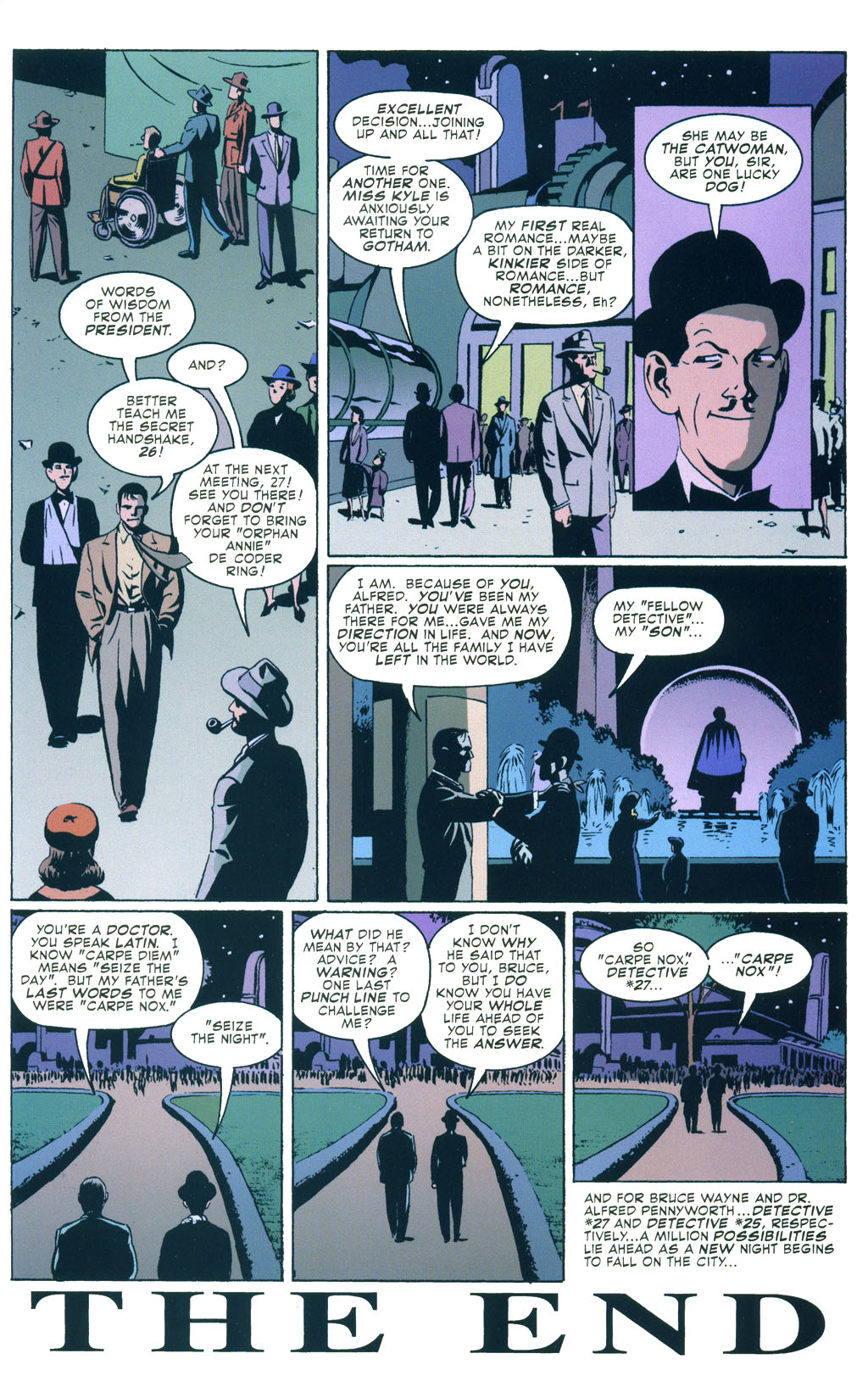 Read online Batman: Detective #27 comic -  Issue #27 TPB - 99