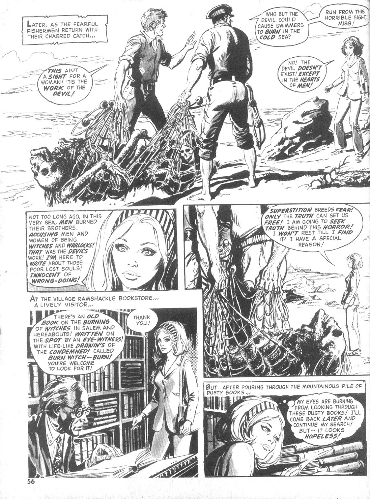 Psycho issue Annual - Page 56