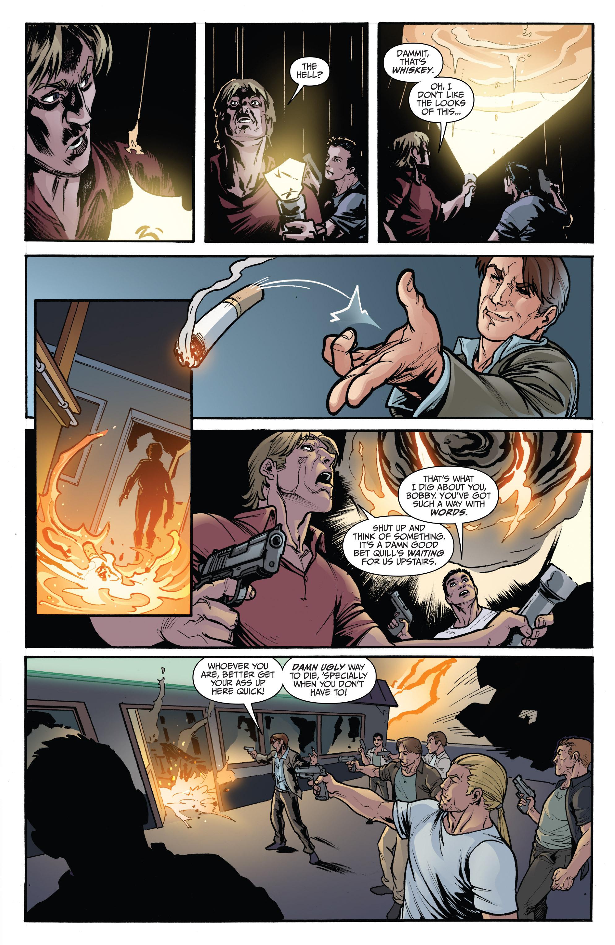 Read online 3 Guns comic -  Issue #3 - 13