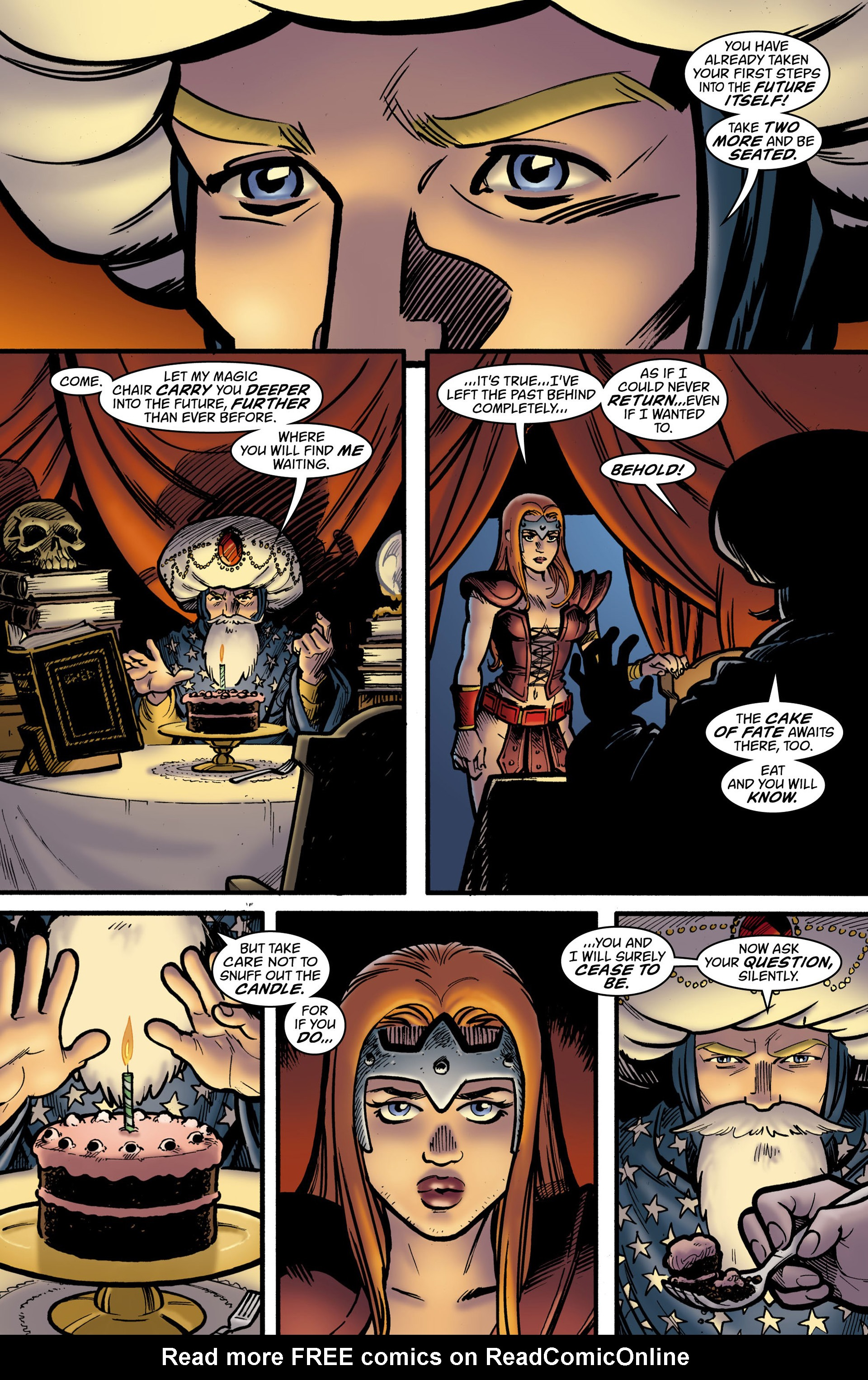 Read online Seaguy: The Slaves of Mickey Eye comic -  Issue #3 - 11
