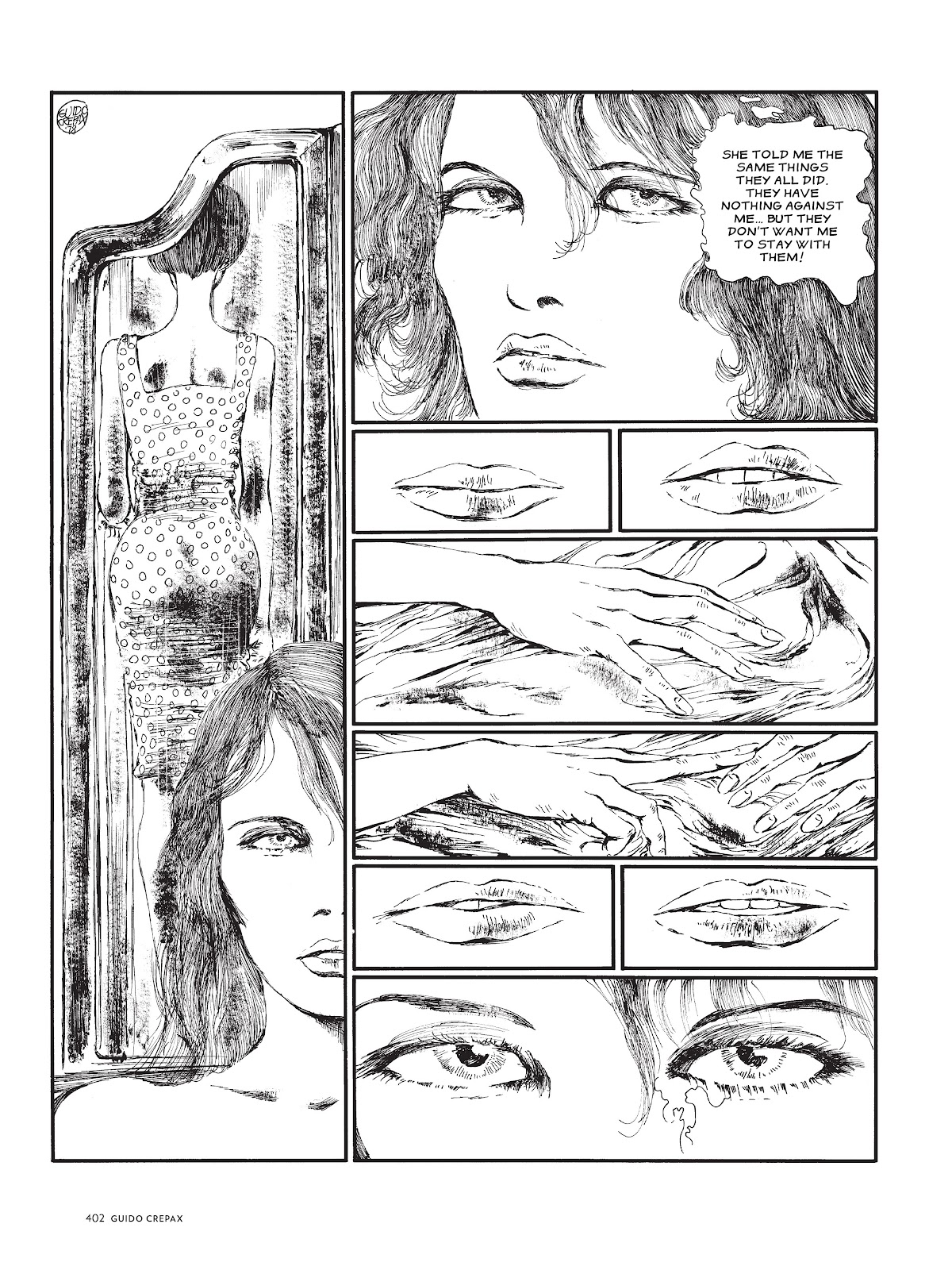 The Complete Crepax TPB_5_(Part_5) Page 1