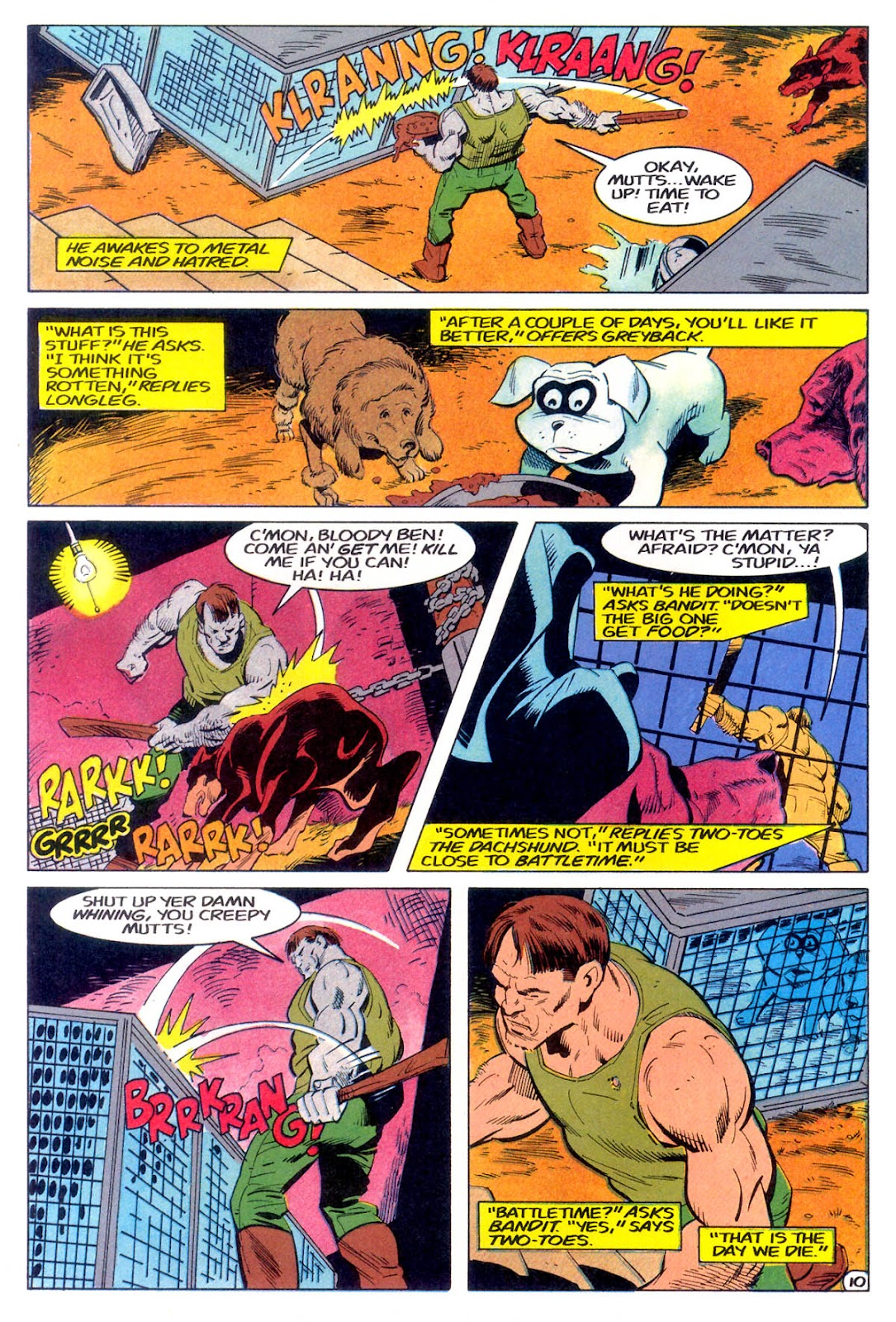 Jonny Quest (1986) issue 11 - Page 13