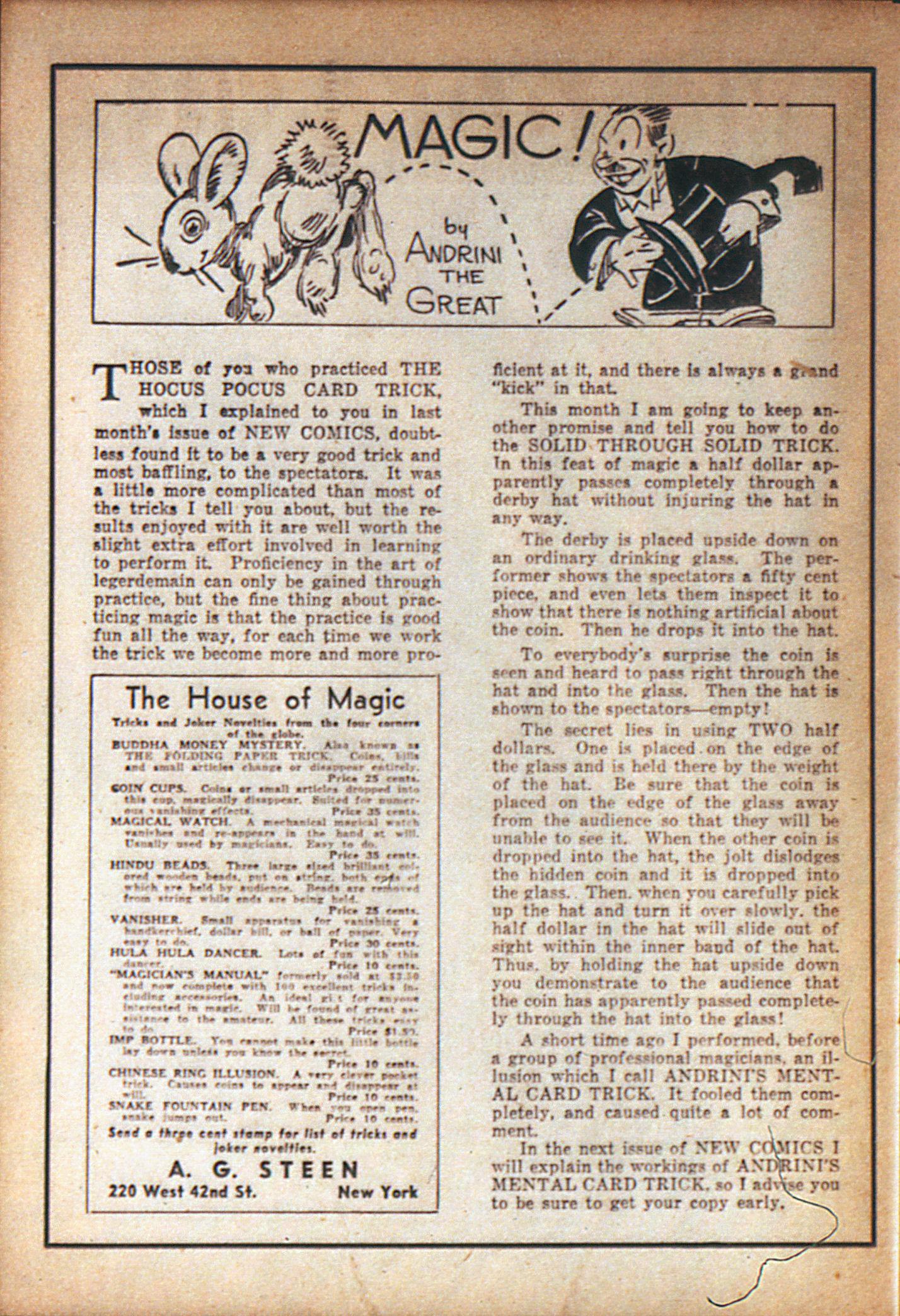 Read online Adventure Comics (1938) comic -  Issue #7 - 48