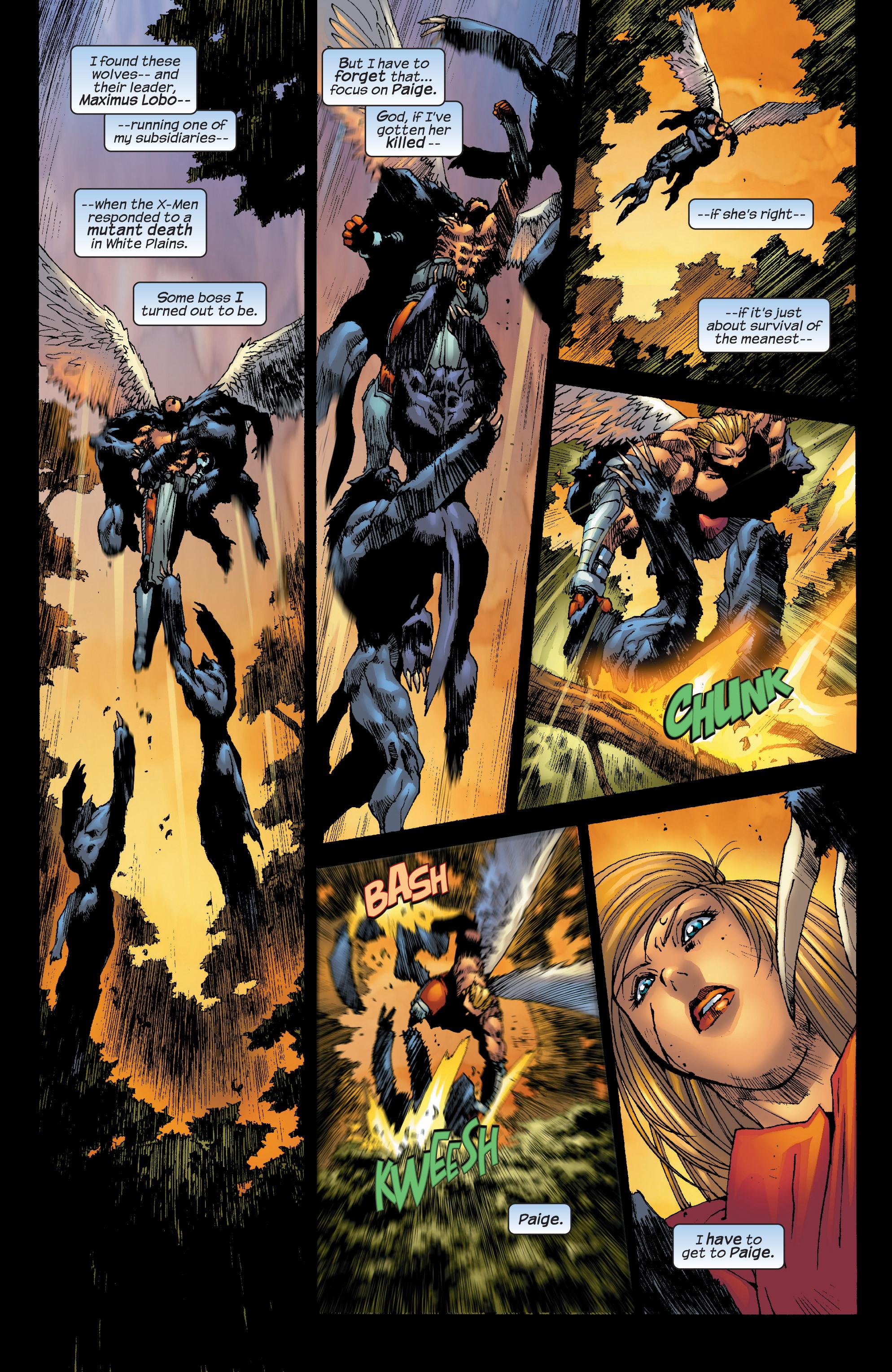 Read online Uncanny X-Men (1963) comic -  Issue #420 - 5