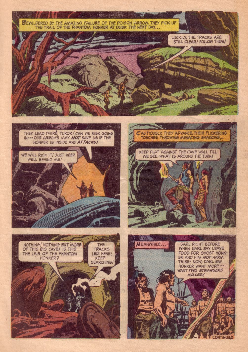 Read online Turok, Son of Stone comic -  Issue #41 - 9