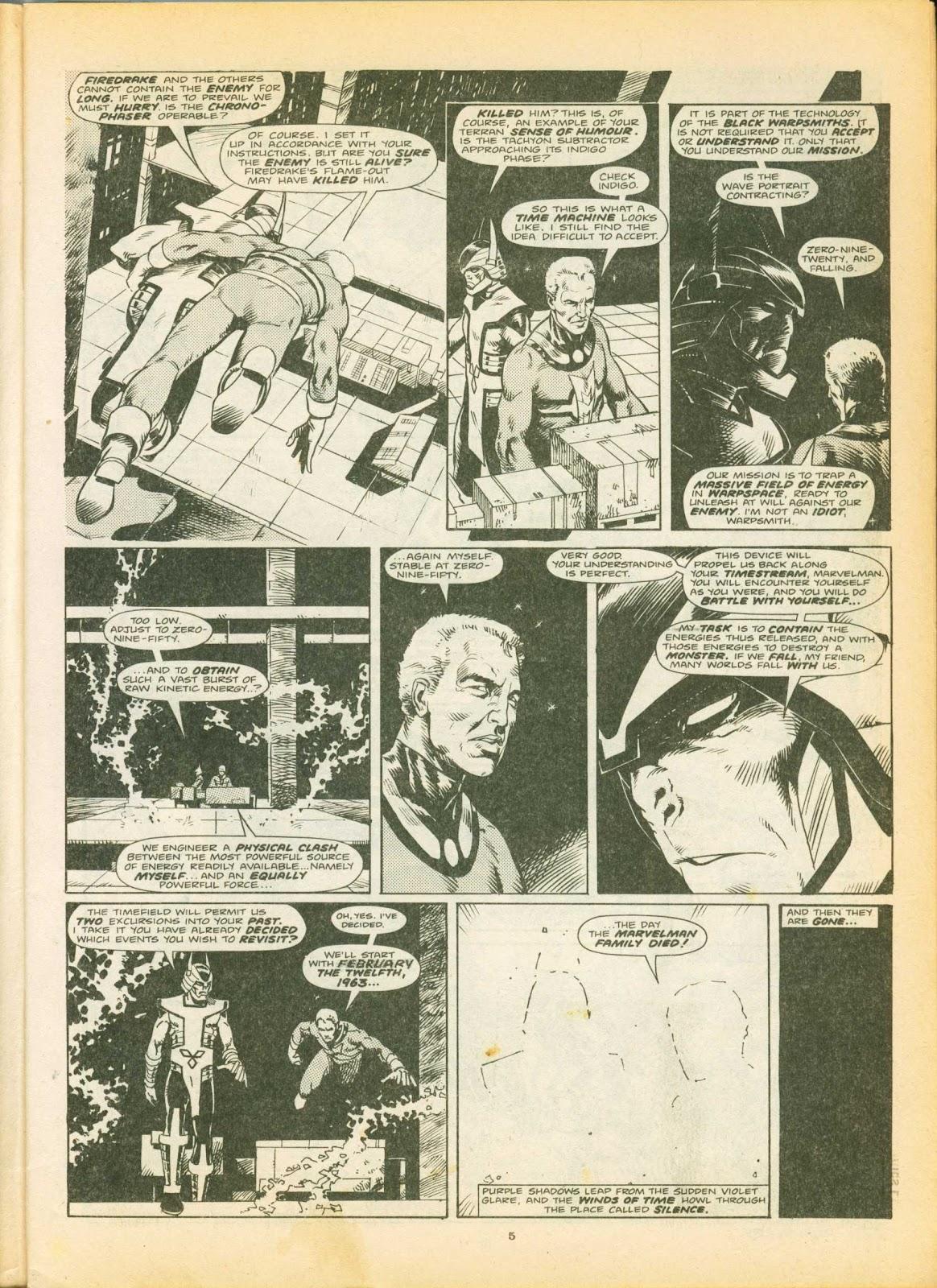 Warrior Issue #4 #5 - English 5