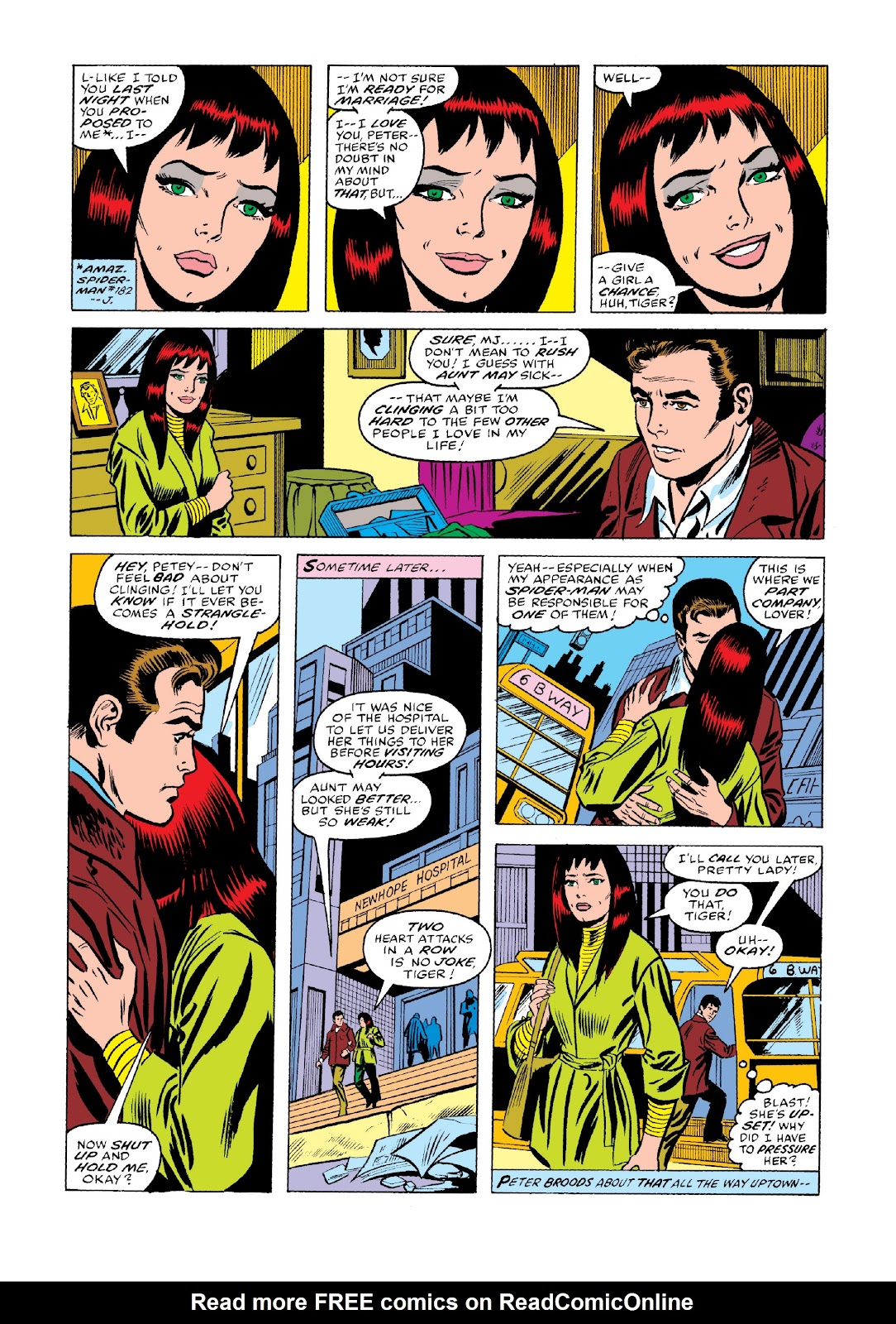 Read online Marvel Masterworks: The Spectacular Spider-Man comic -  Issue # TPB 2 (Part 2) - 5