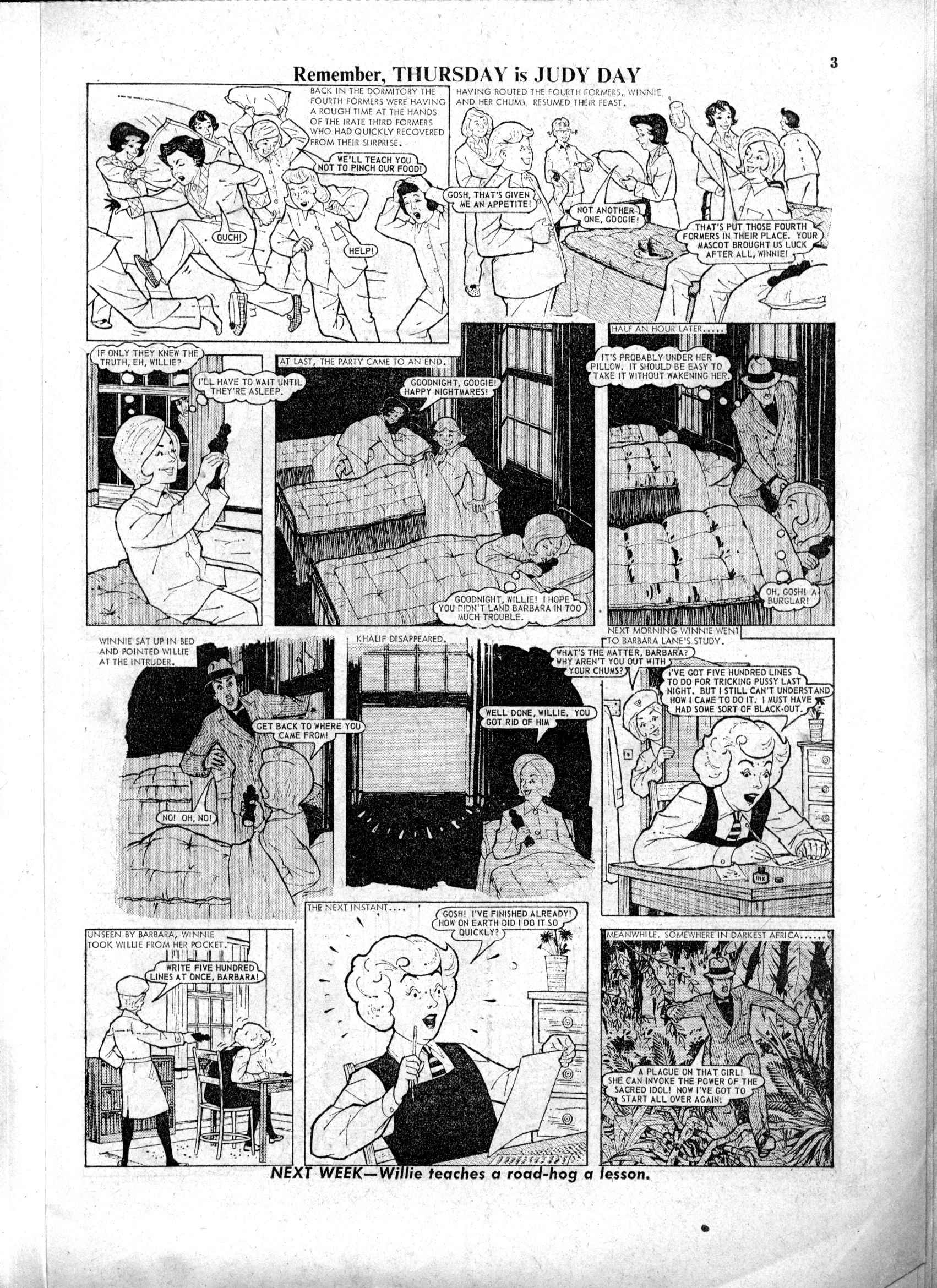 Read online Judy comic -  Issue #233 - 3
