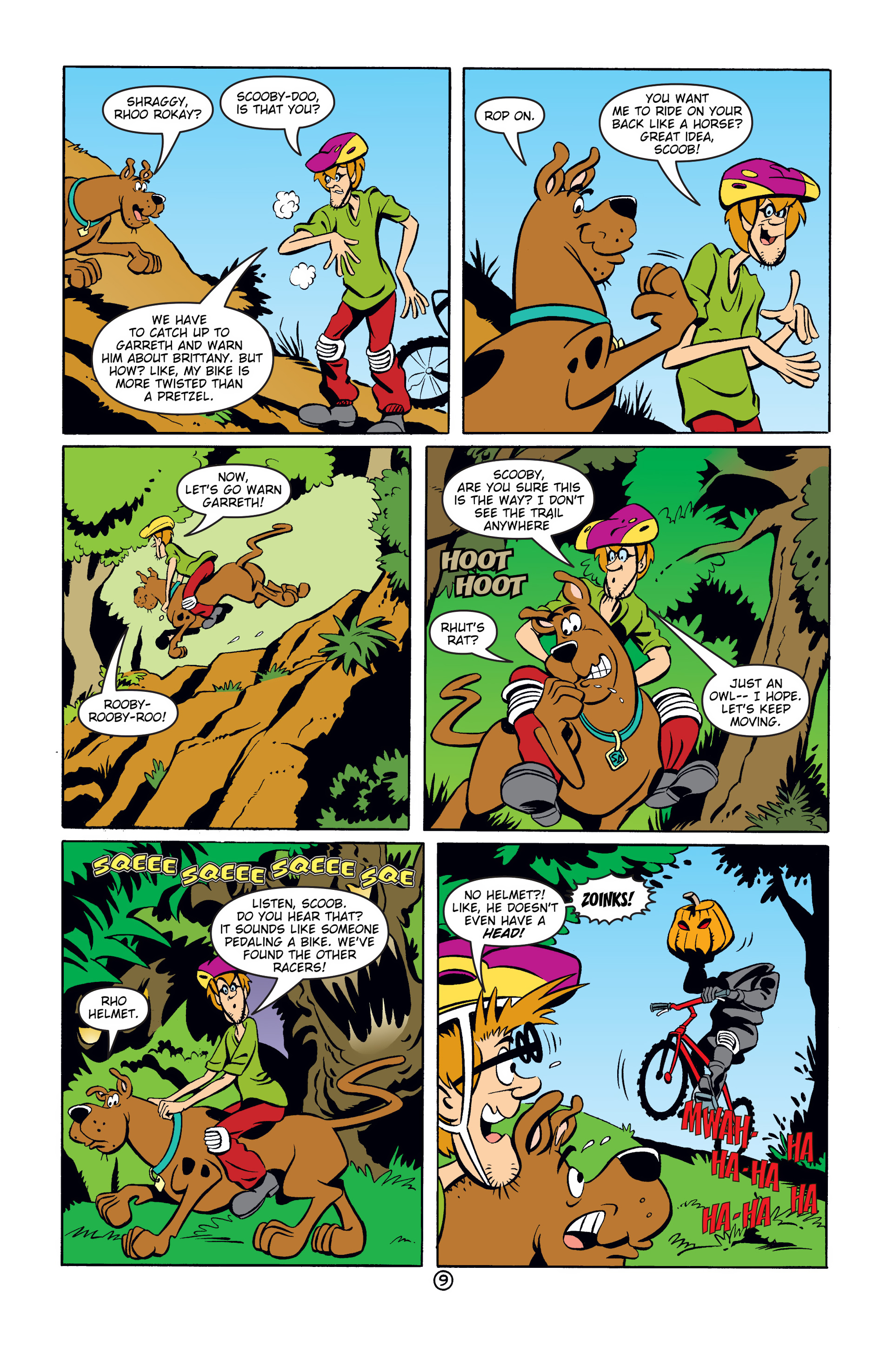 Read online Scooby-Doo (1997) comic -  Issue #39 - 10