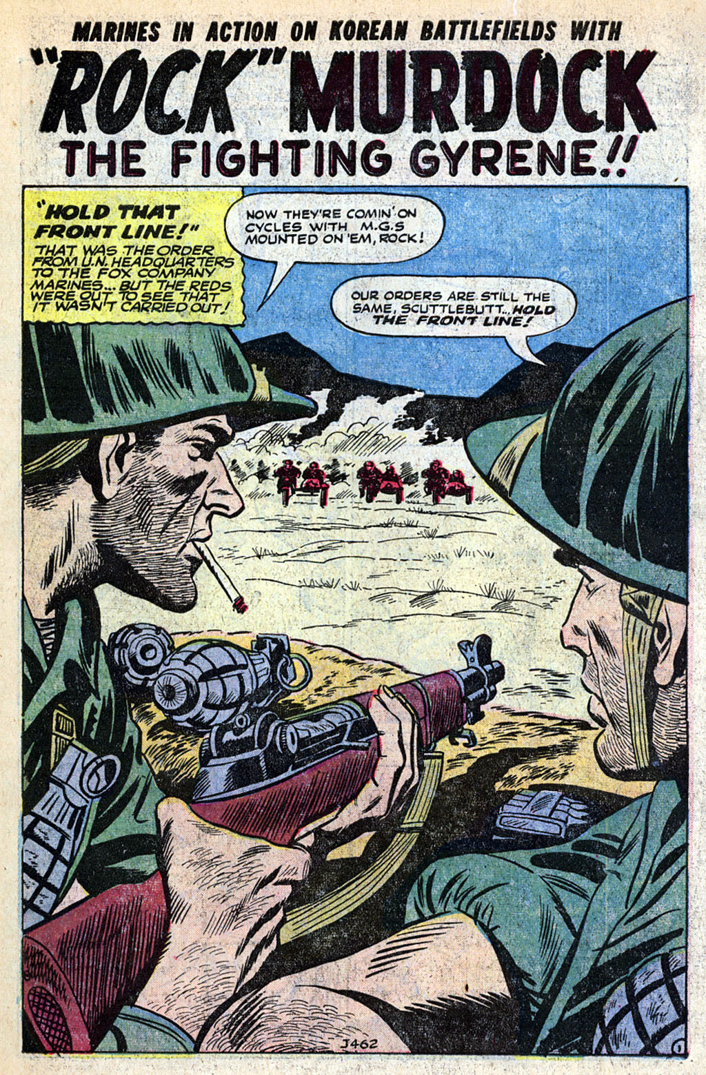 Marines in Action issue 8 - Page 3
