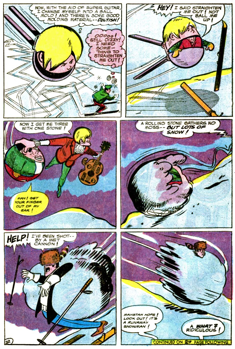 The Adventures of Bob Hope issue 97 - Page 29