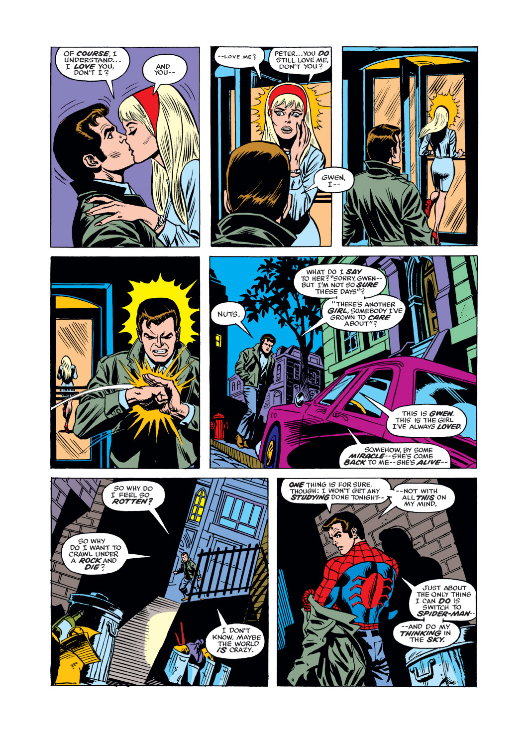 The Amazing Spider-Man (1963) 146 Page 4