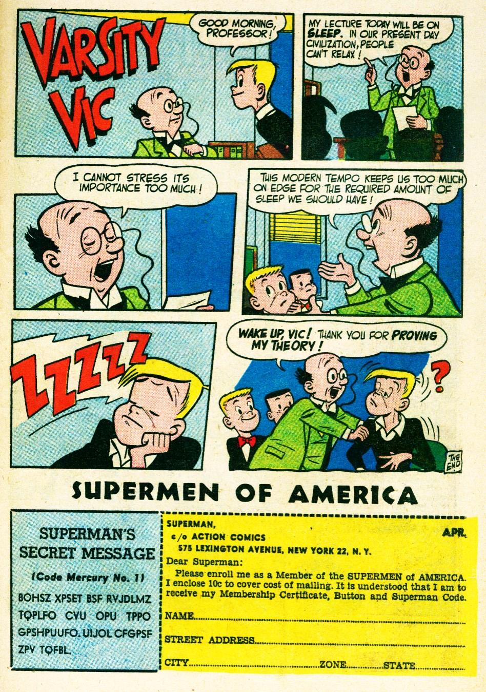 Read online Action Comics (1938) comic -  Issue #263 - 31