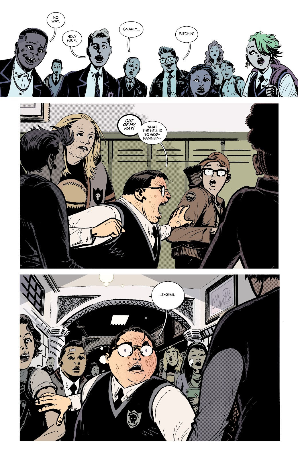 Read online Deadly Class comic -  Issue #38 - 5