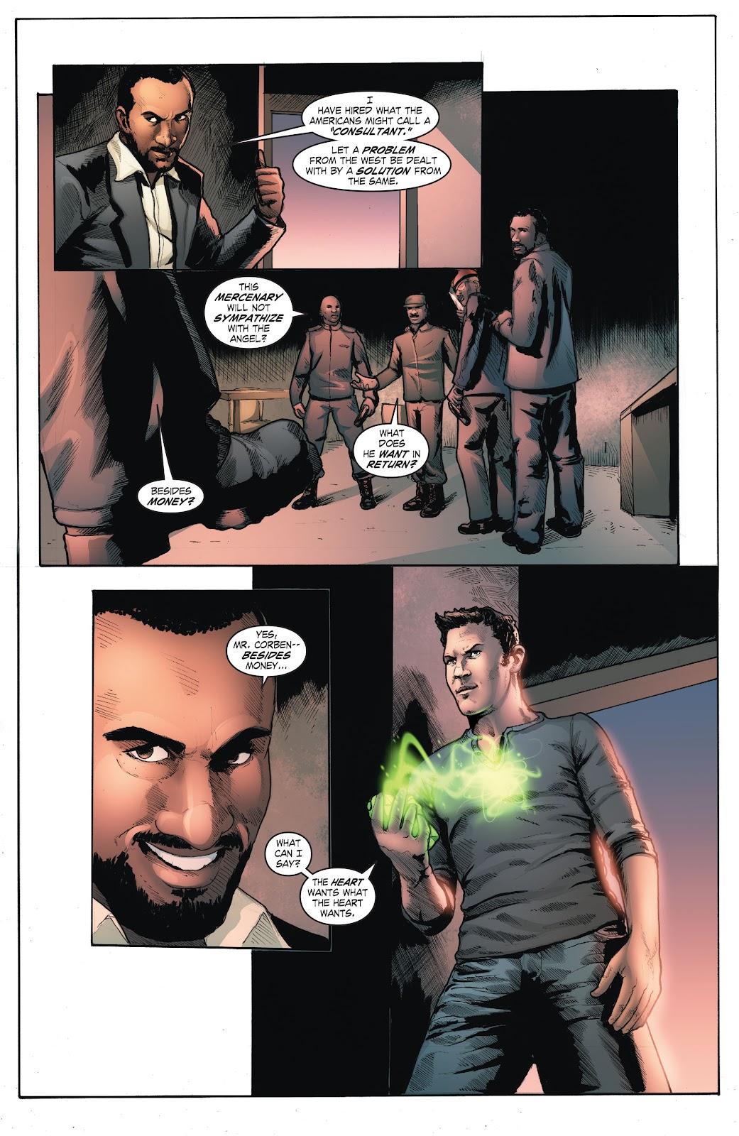 Read online Smallville Season 11 [II] comic -  Issue # TPB 4 - 122