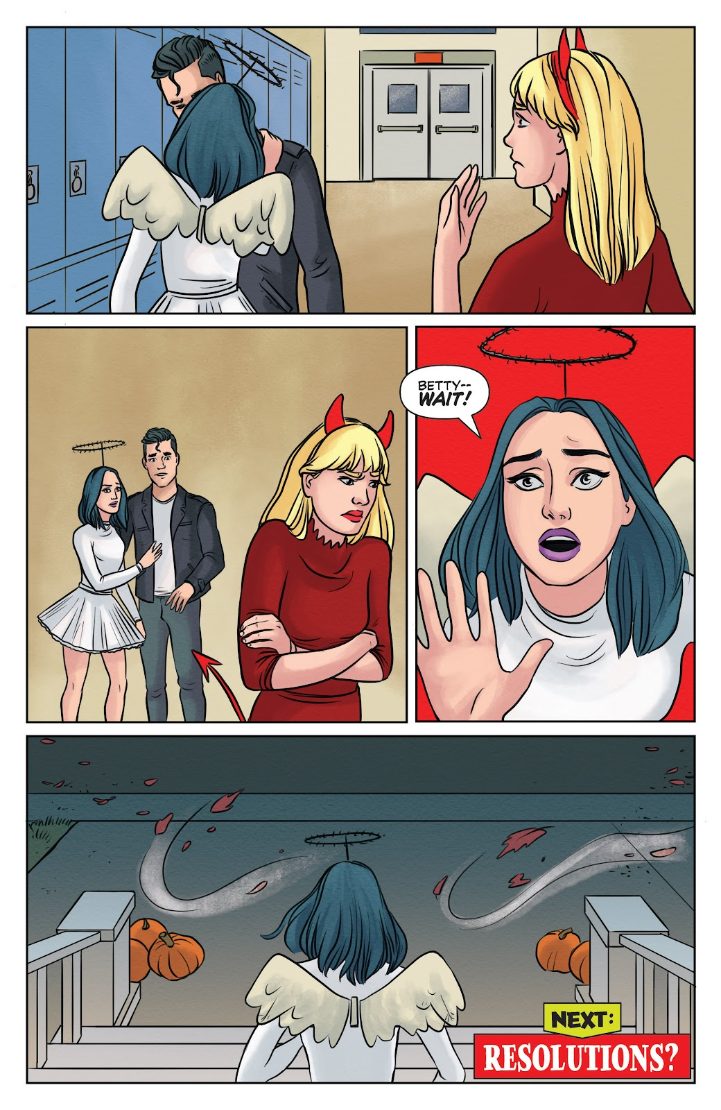Read online Betty & Veronica (2019) comic -  Issue #2 - 22