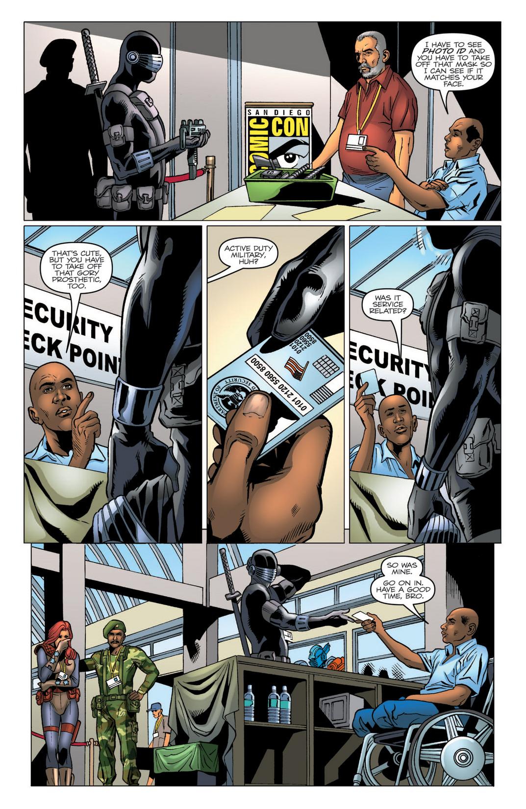 G.I. Joe: A Real American Hero 180 Page 9