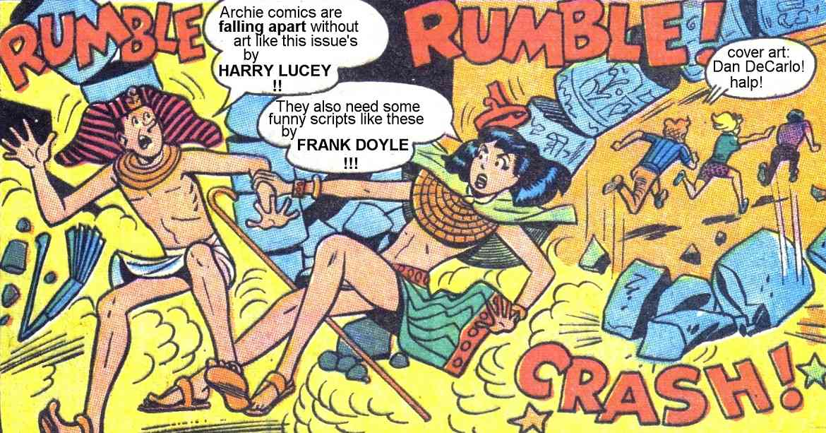 Read online Archie (1960) comic -  Issue #179 - 37