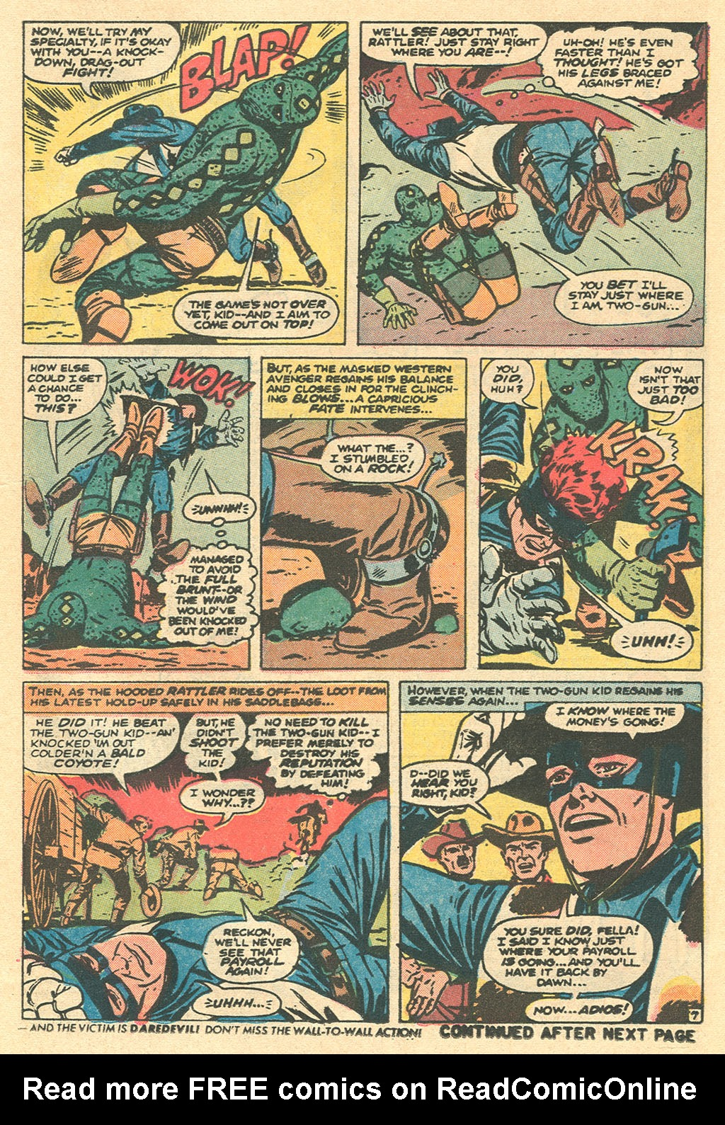 Read online Two-Gun Kid comic -  Issue #113 - 11