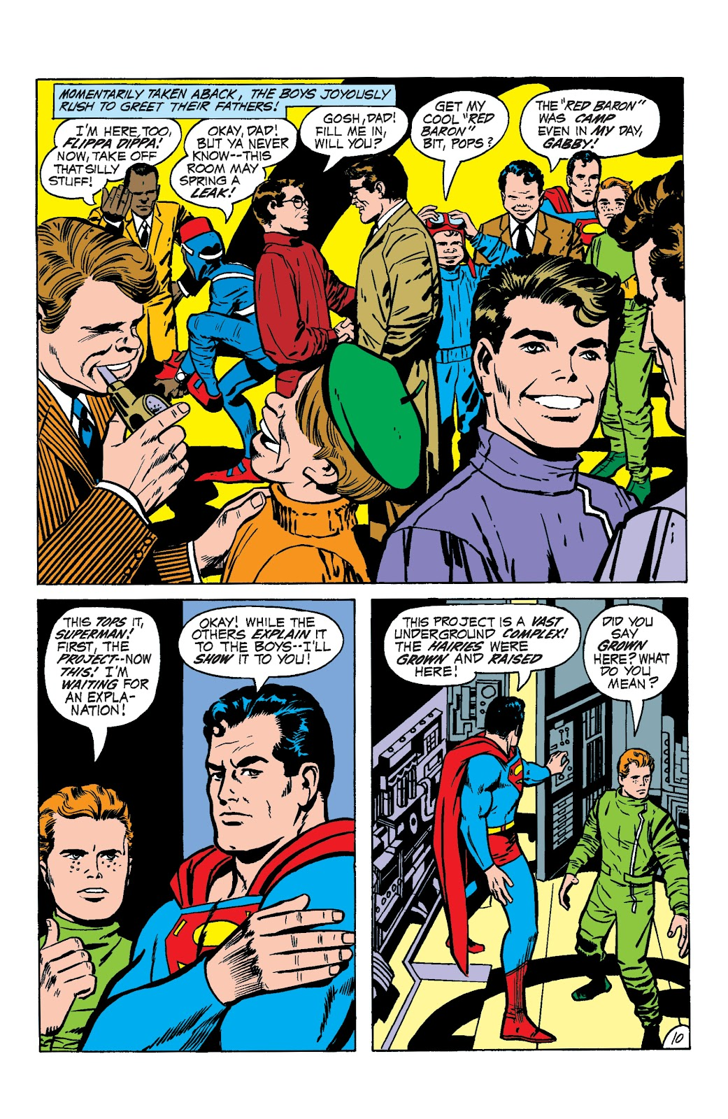 Read online Superman's Pal, Jimmy Olsen by Jack Kirby comic -  Issue # TPB (Part 1) - 64