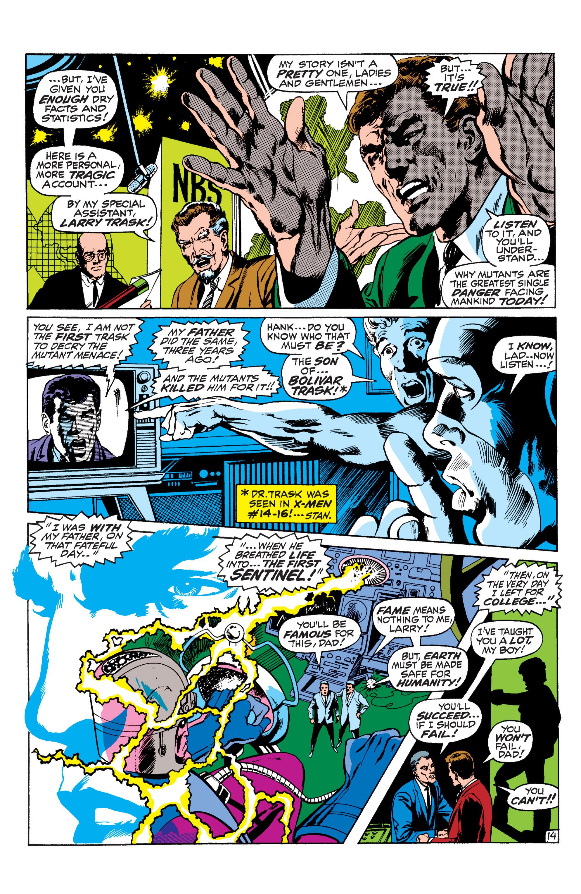 Uncanny X-Men (1963) 57 Page 14