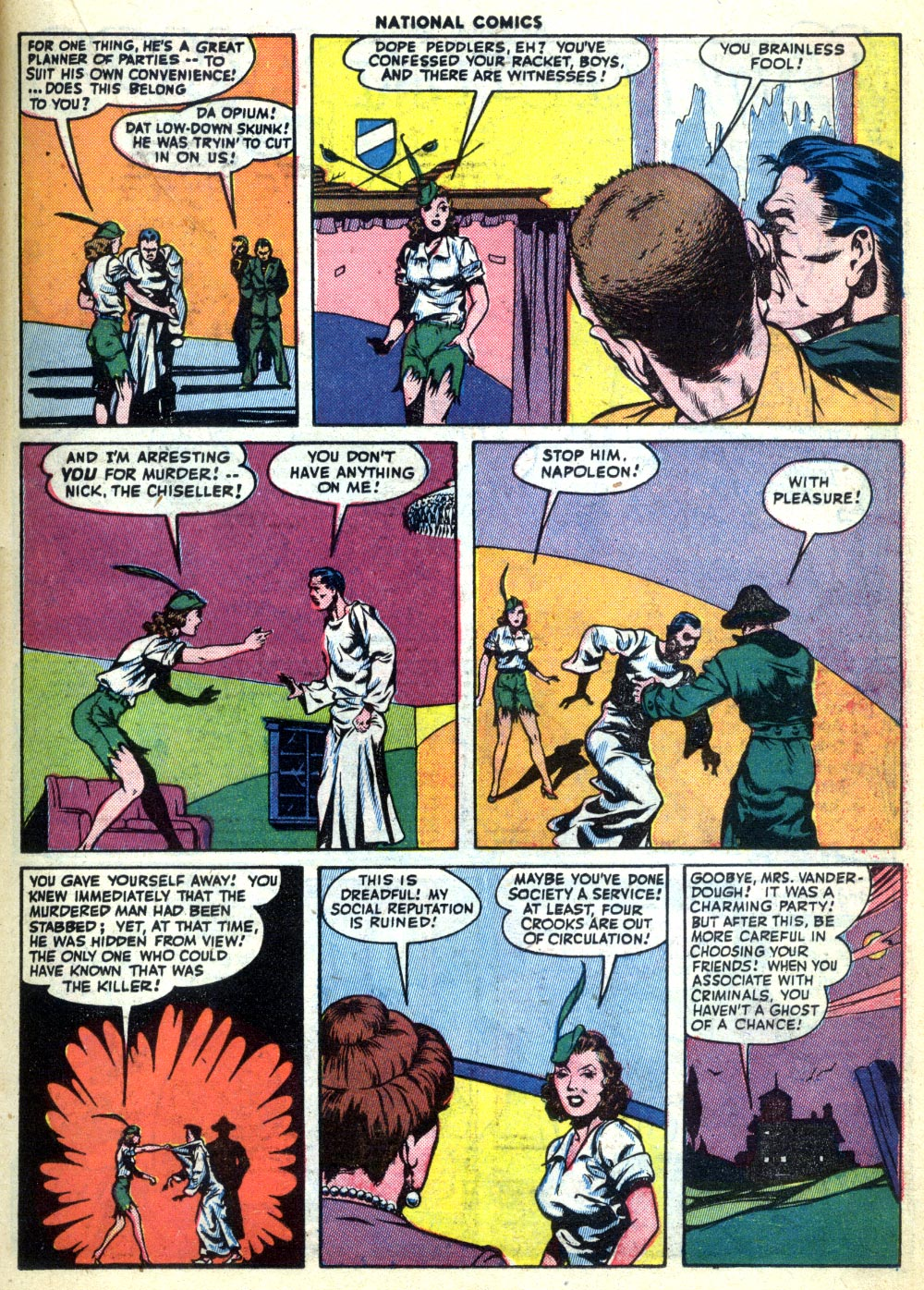 National Comics (1940) issue 47 - Page 29