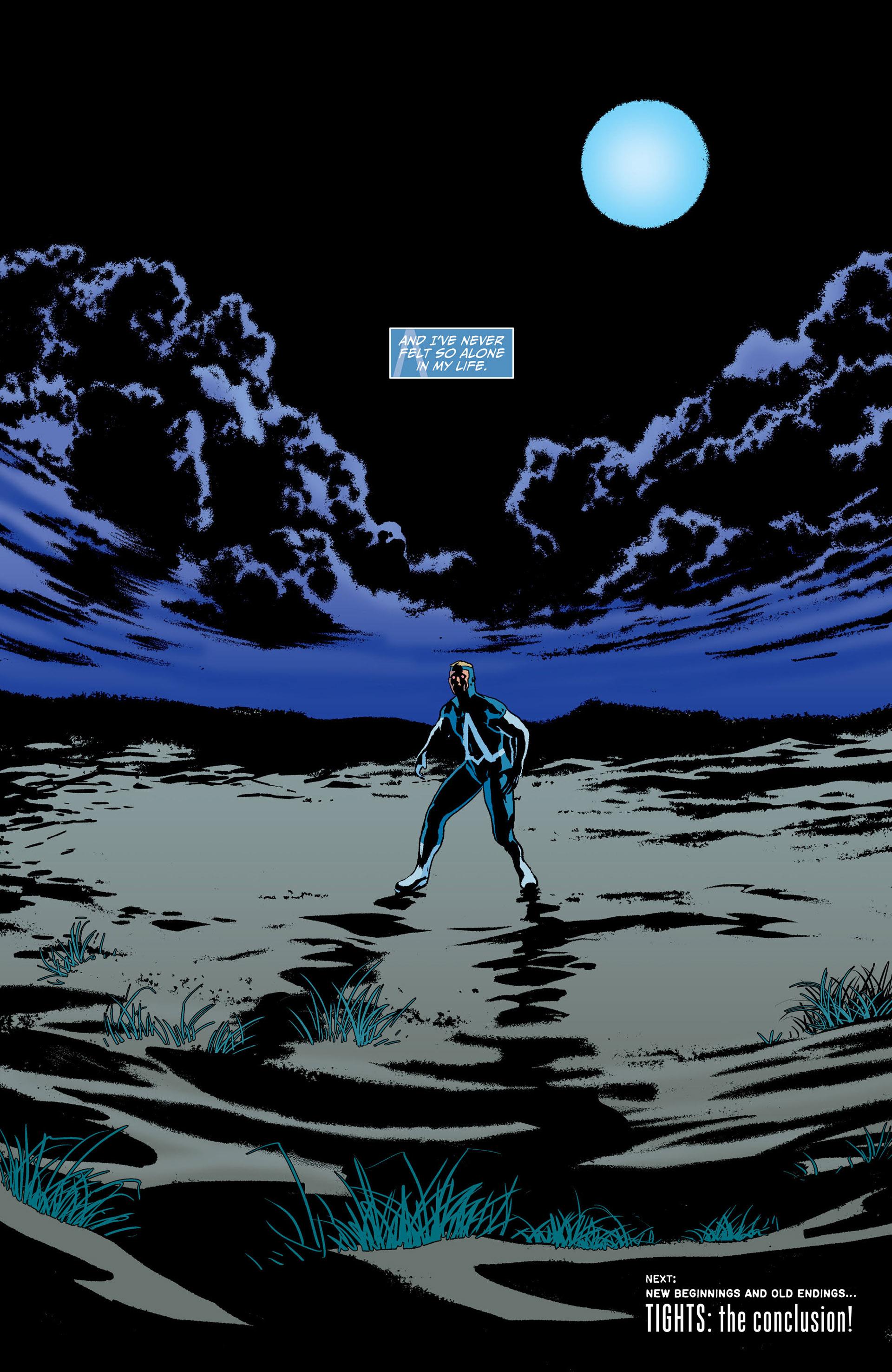 Read online Animal Man (2011) comic -  Issue #19 - 21