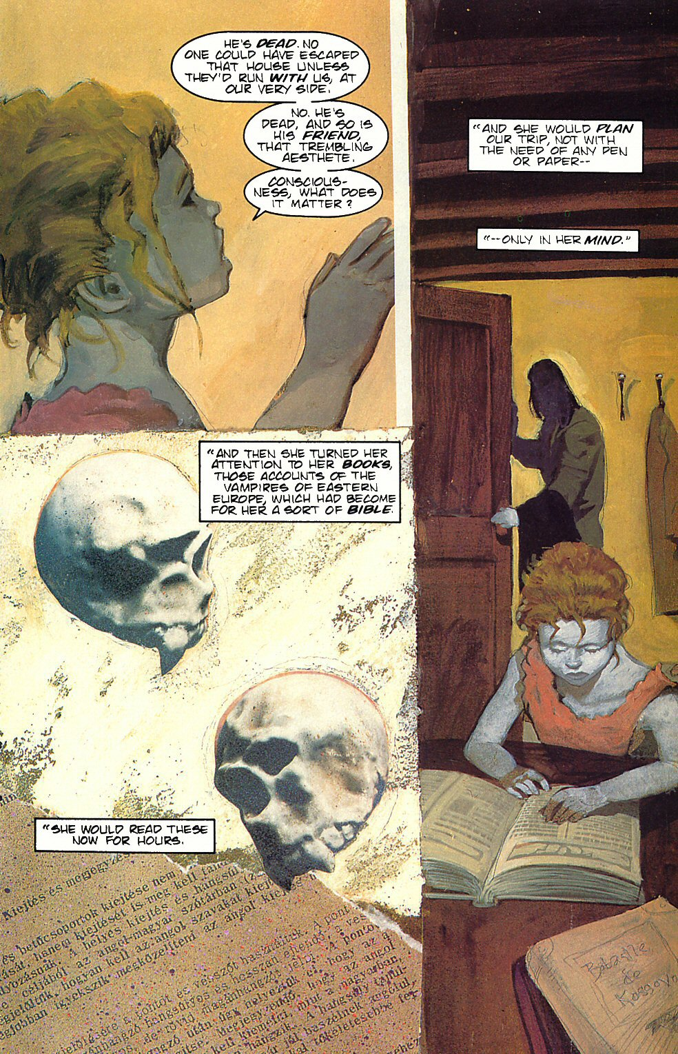 Read online Anne Rice's Interview with the Vampire comic -  Issue #6 - 18