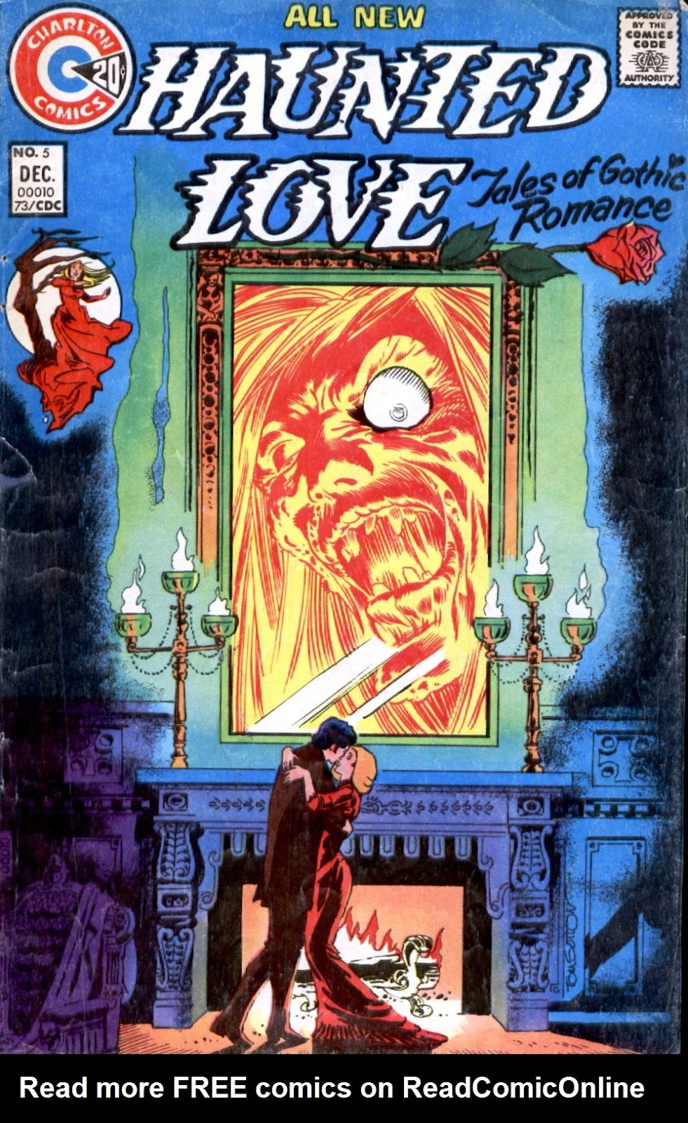 Haunted Love (1973) issue 5 - Page 1