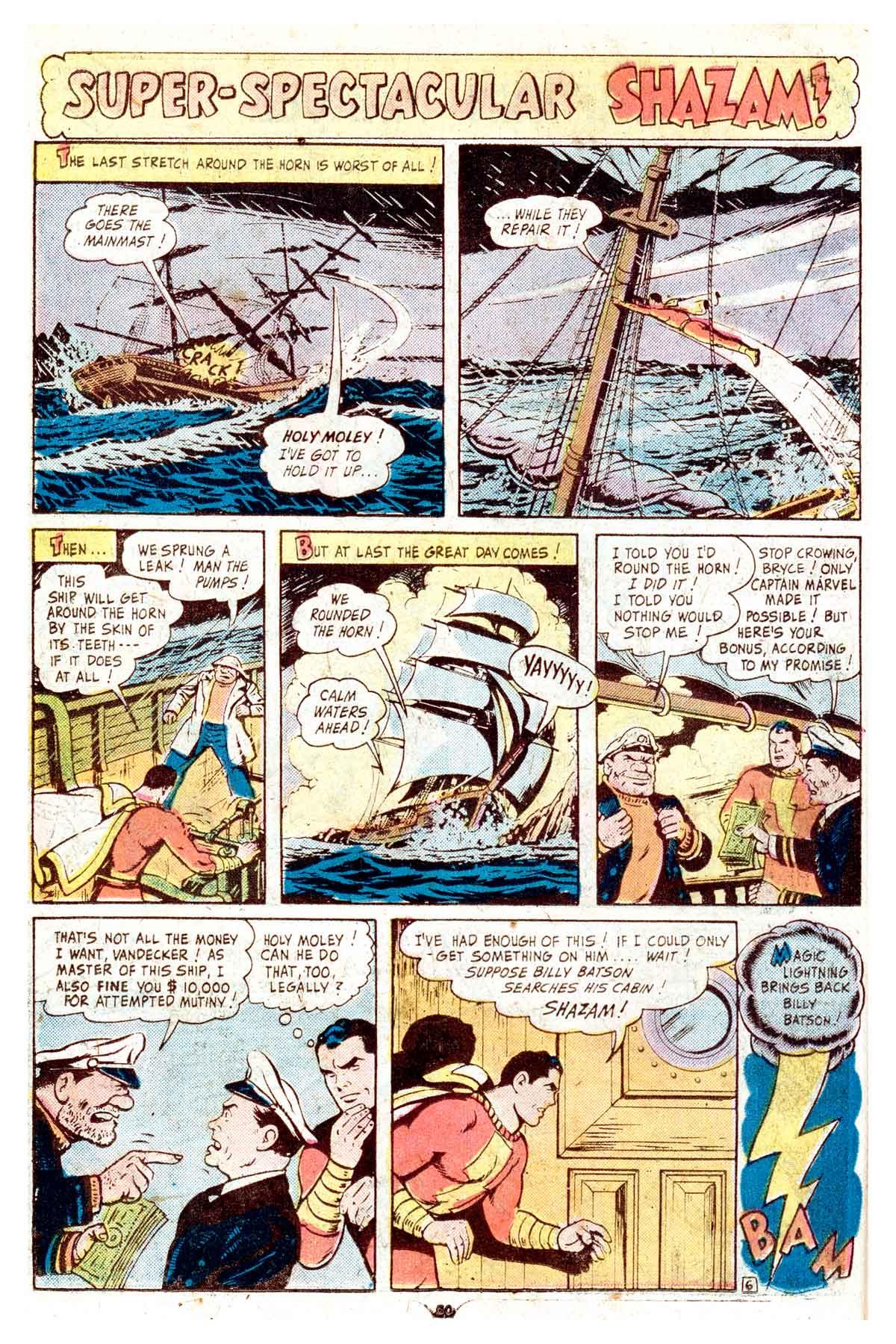 Read online Shazam! (1973) comic -  Issue #17 - 50