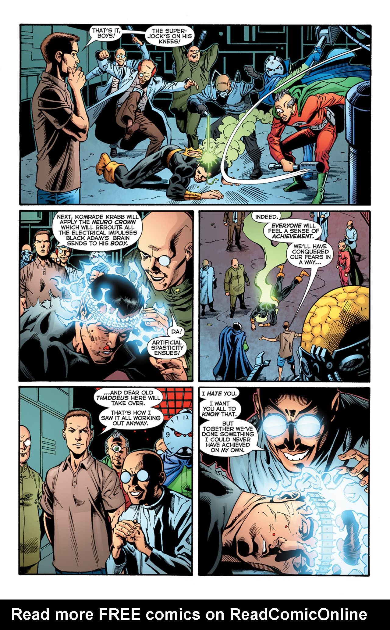 Read online 52 comic -  Issue #46 - 14