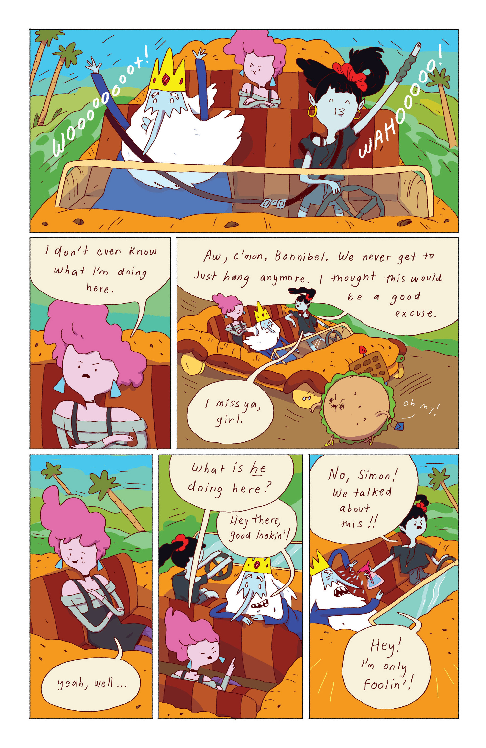 Read online Adventure Time: Ice King comic -  Issue #2 - 11