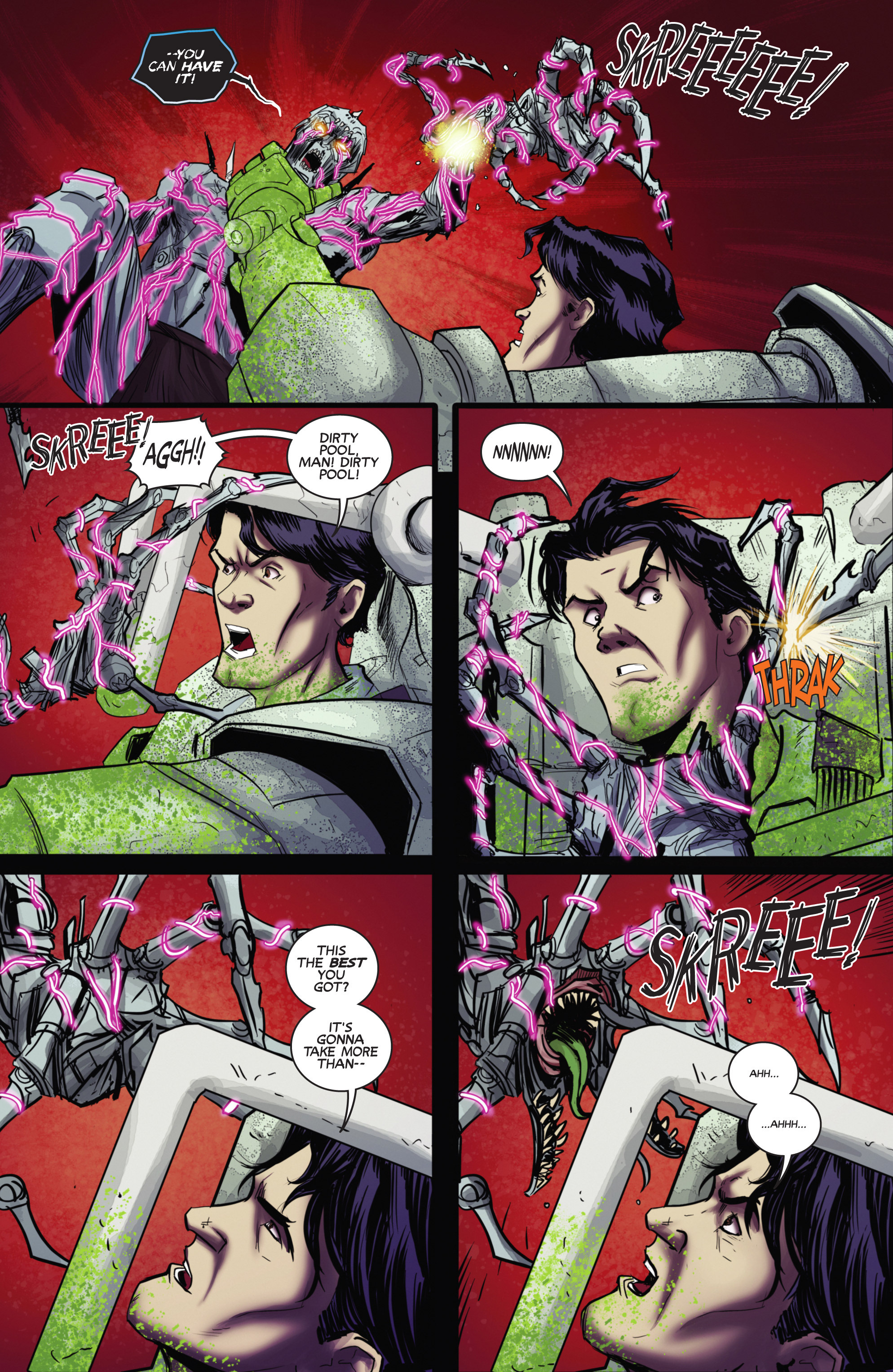 Read online Army of Darkness (2014) comic -  Issue #4 - 11