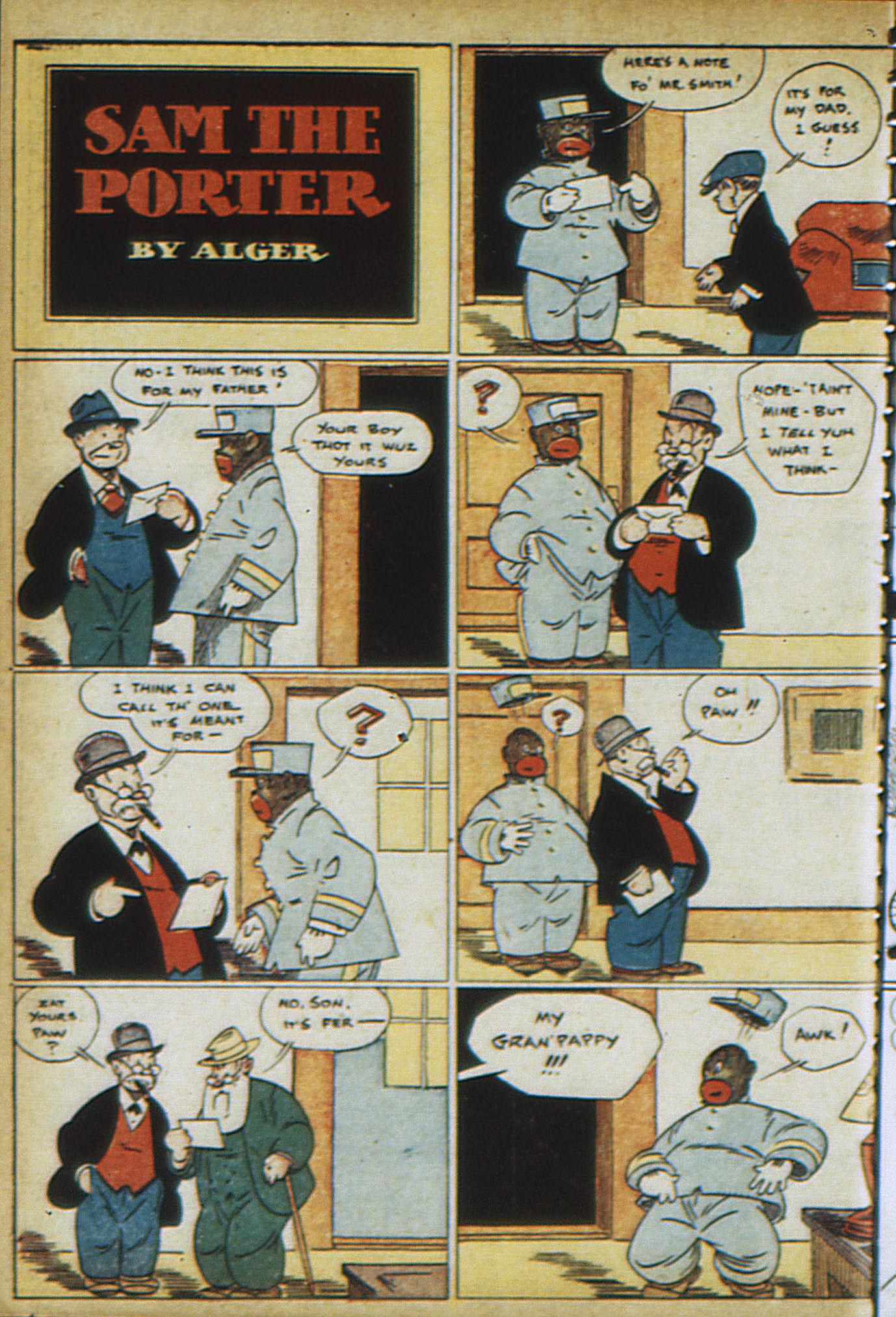 Read online Adventure Comics (1938) comic -  Issue #18 - 67