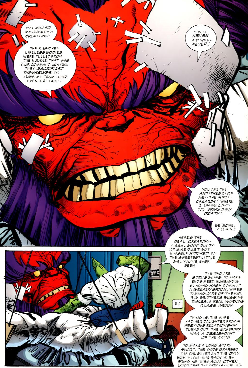 The Savage Dragon (1993) Issue #97 #100 - English 11
