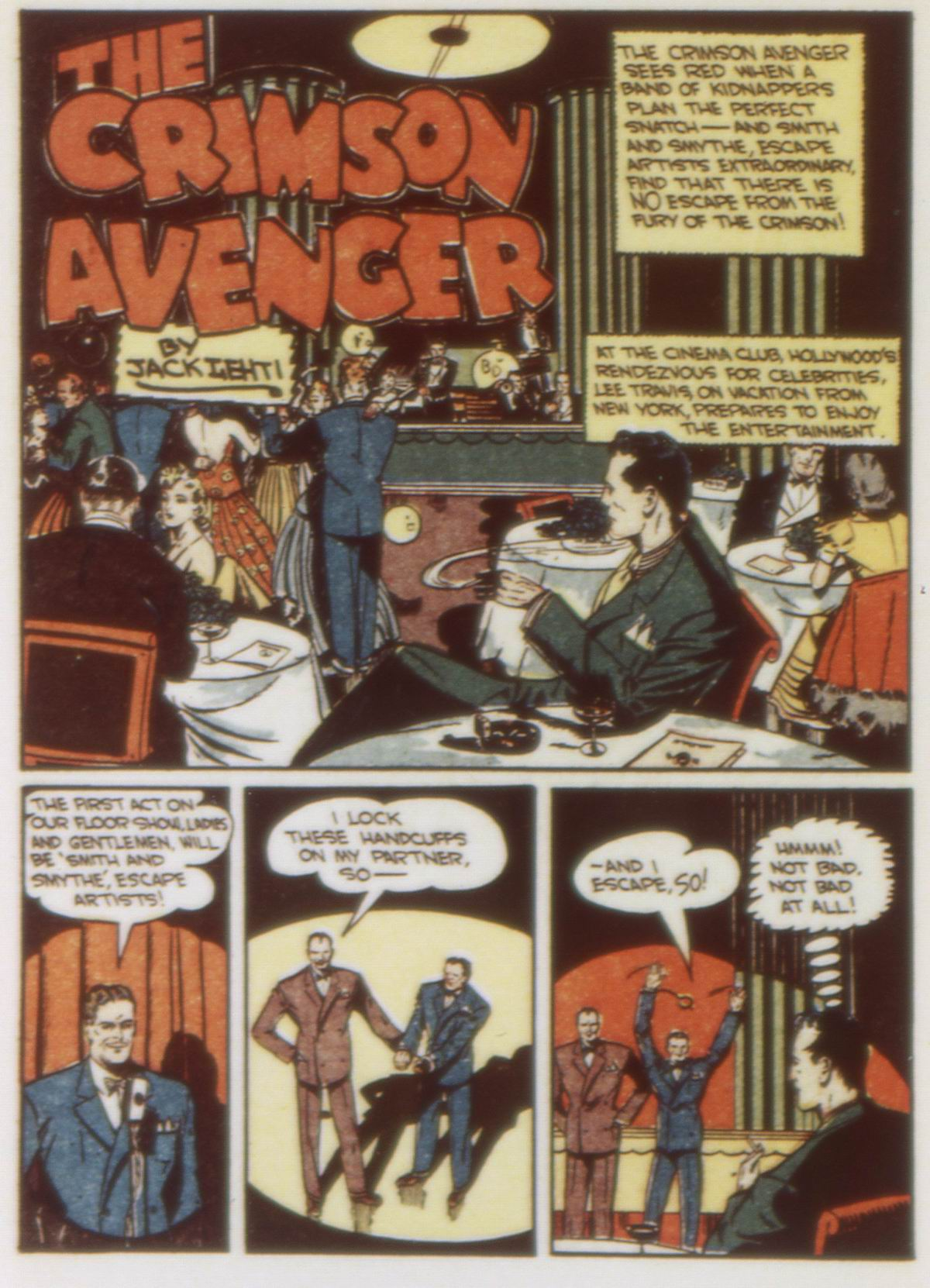 Read online Detective Comics (1937) comic -  Issue #58 - 46