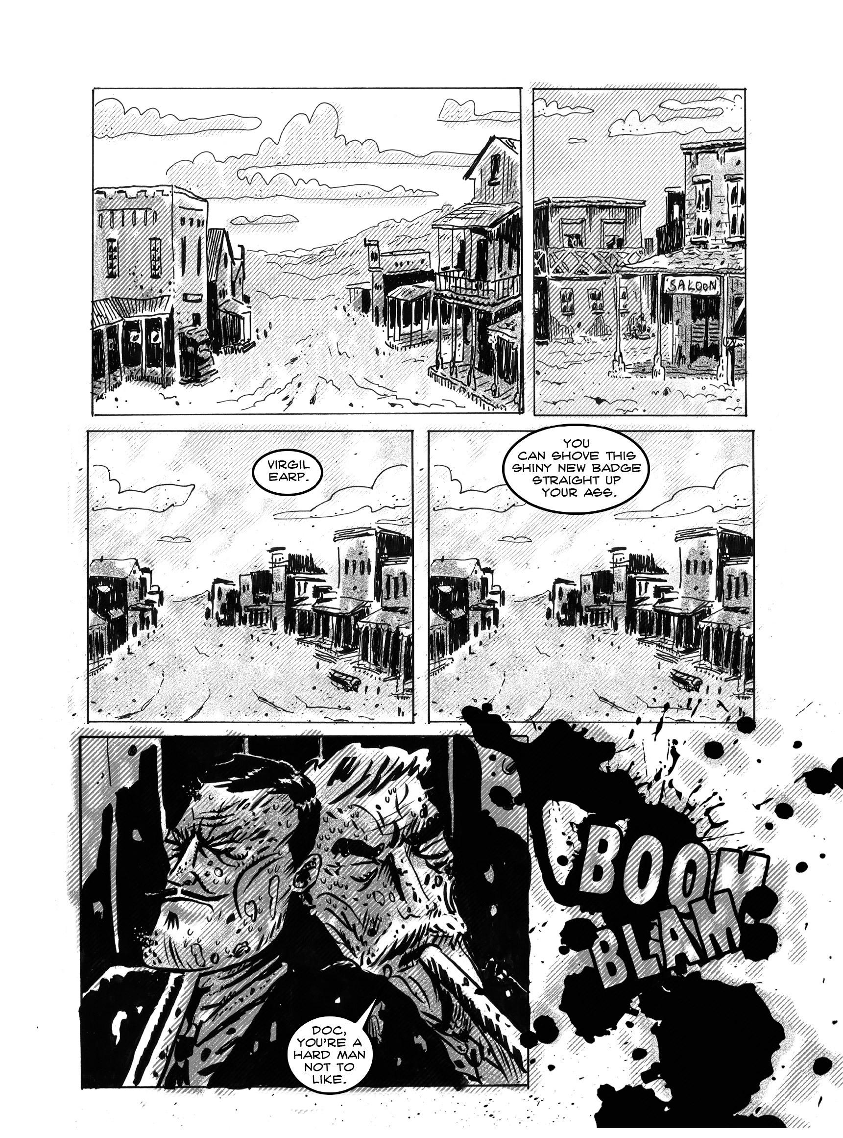 Read online FUBAR comic -  Issue #3 - 167
