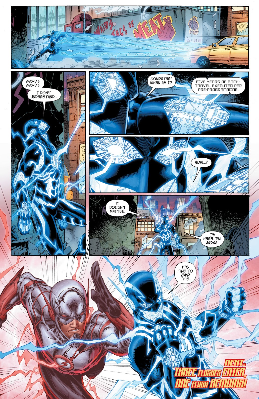 Read online The Flash (2011) comic -  Issue # _TPB 6 (Part 2) - 58