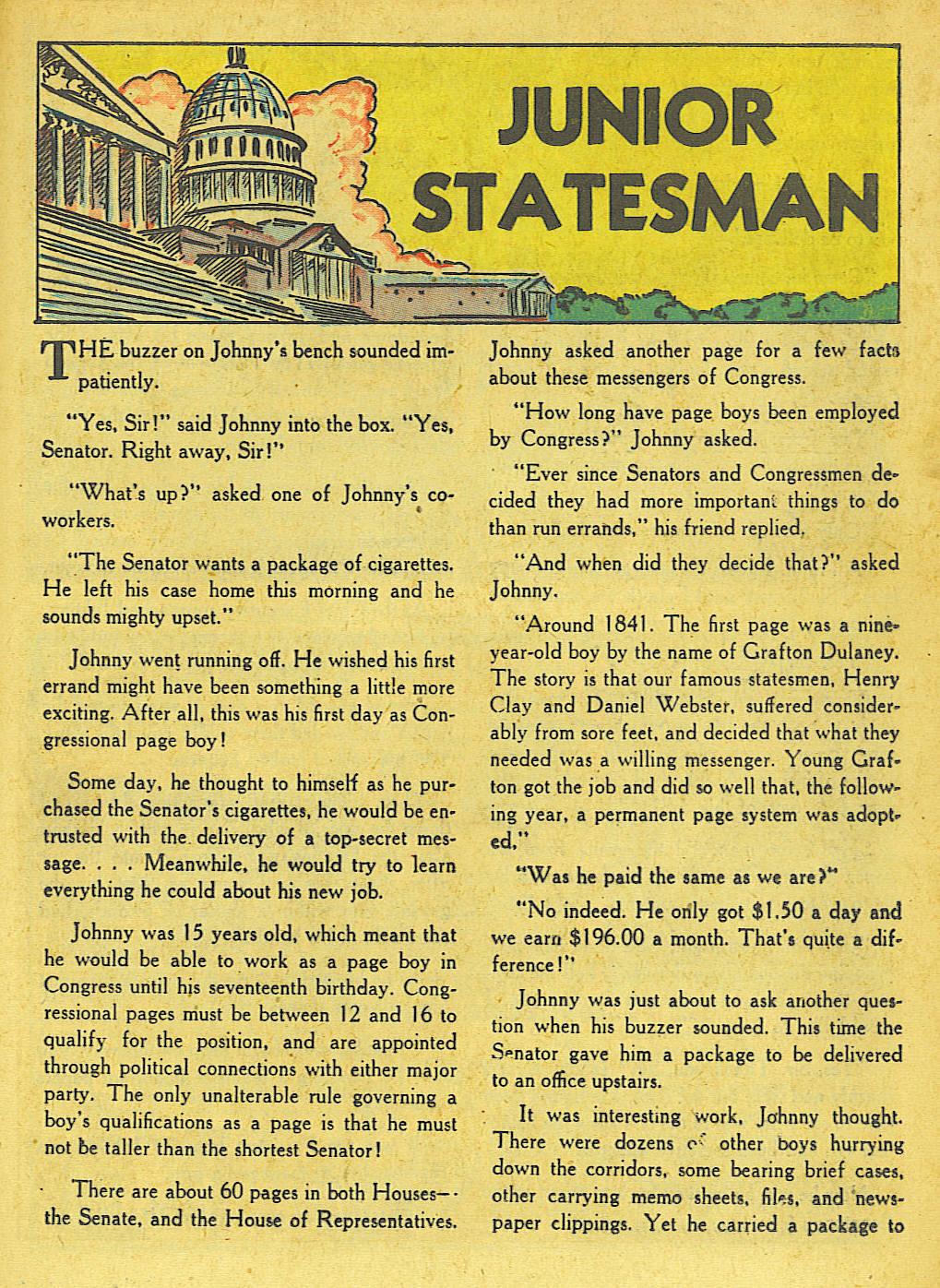 Read online Adventure Comics (1938) comic -  Issue #136 - 35