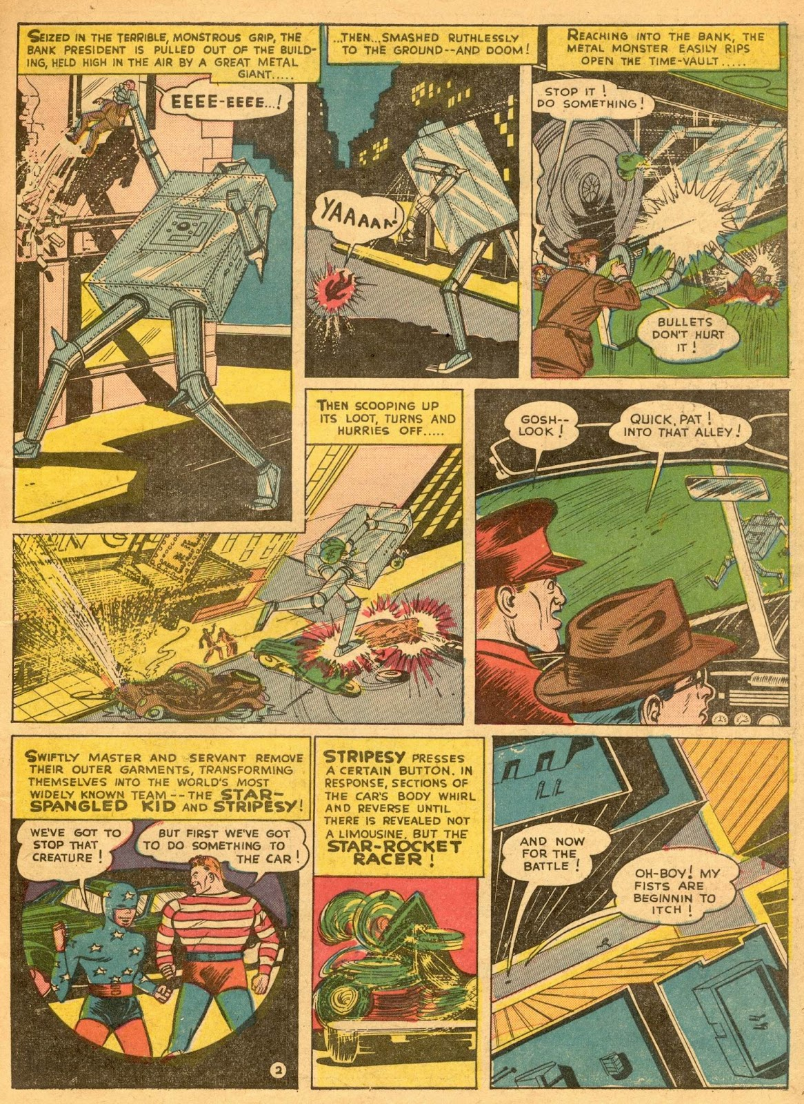 Star Spangled Comics (1941) issue 1 - Page 49