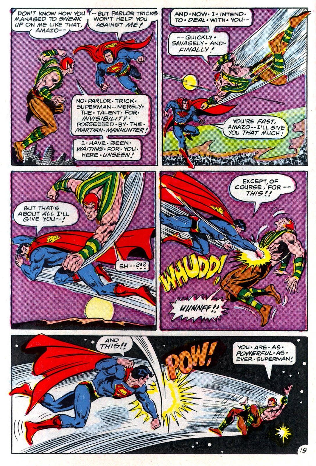 Read online Superman Special (1983) comic -  Issue #3 - 20